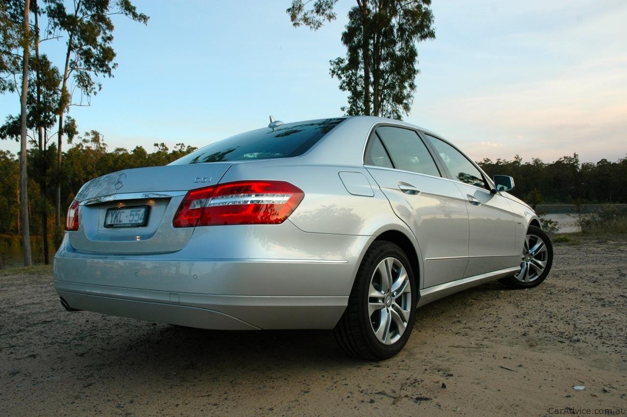 Mercedes-Benz E 250 Review | CarAdvice