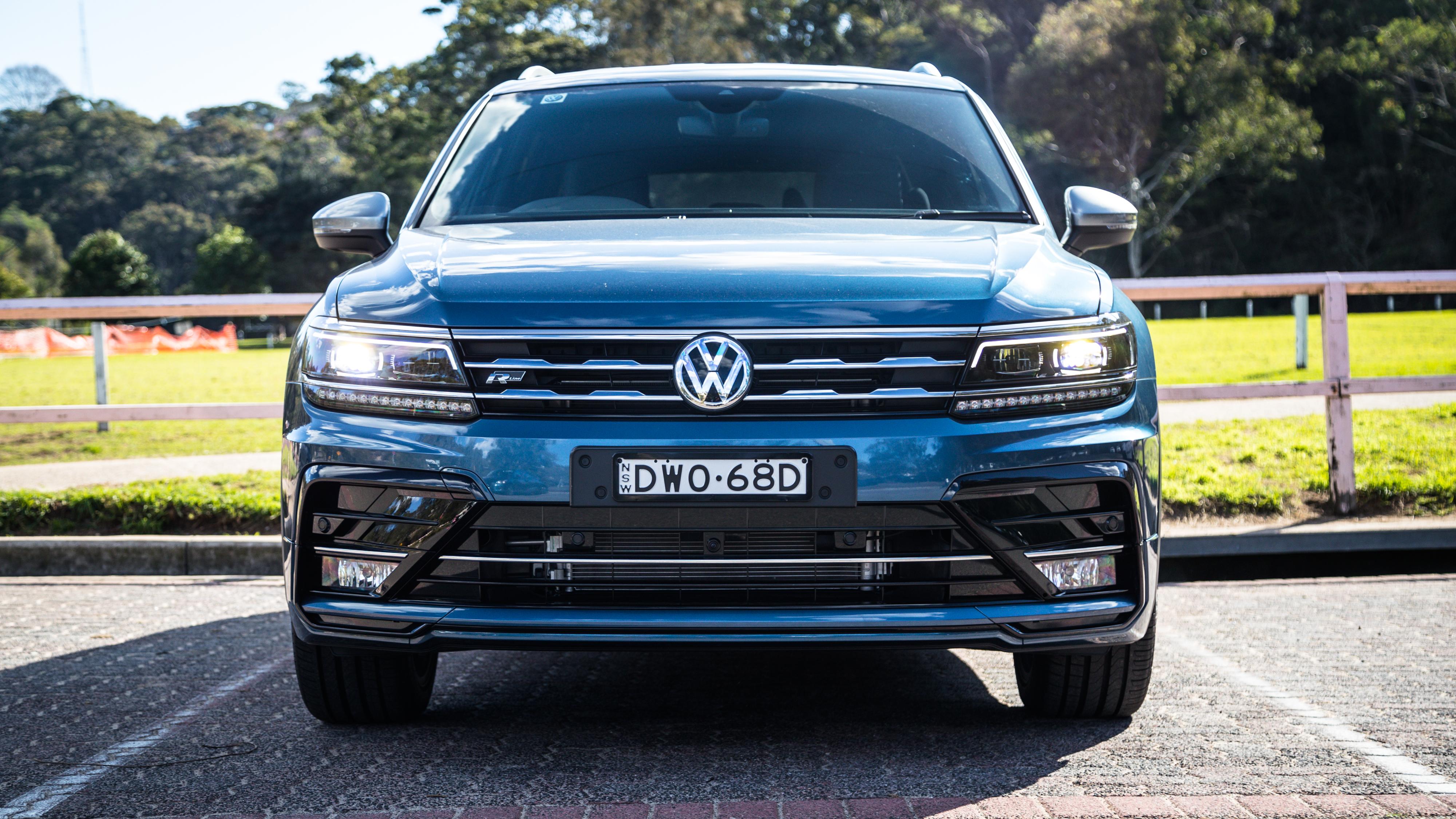 2018 VW Tiguan Allspace: Redesign, Trims, Price >> 2018 Vw Tiguan Allspace Redesign Trims Price 2020 Upcoming Car