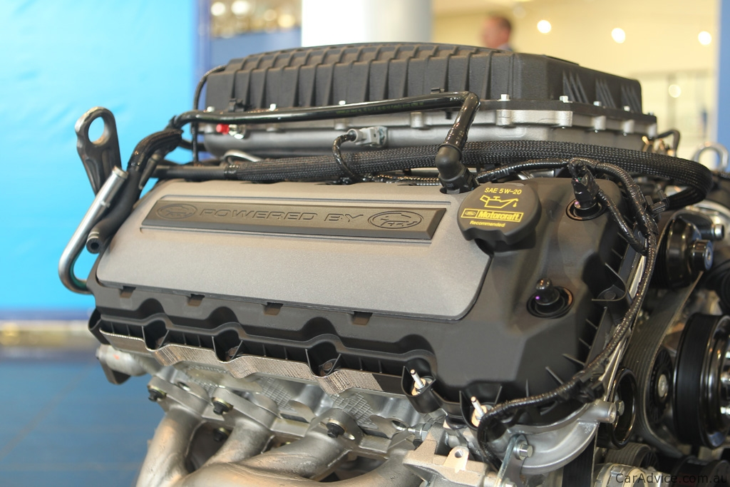 FPV launches new supercharged V8 for GT and GS | CarAdvice