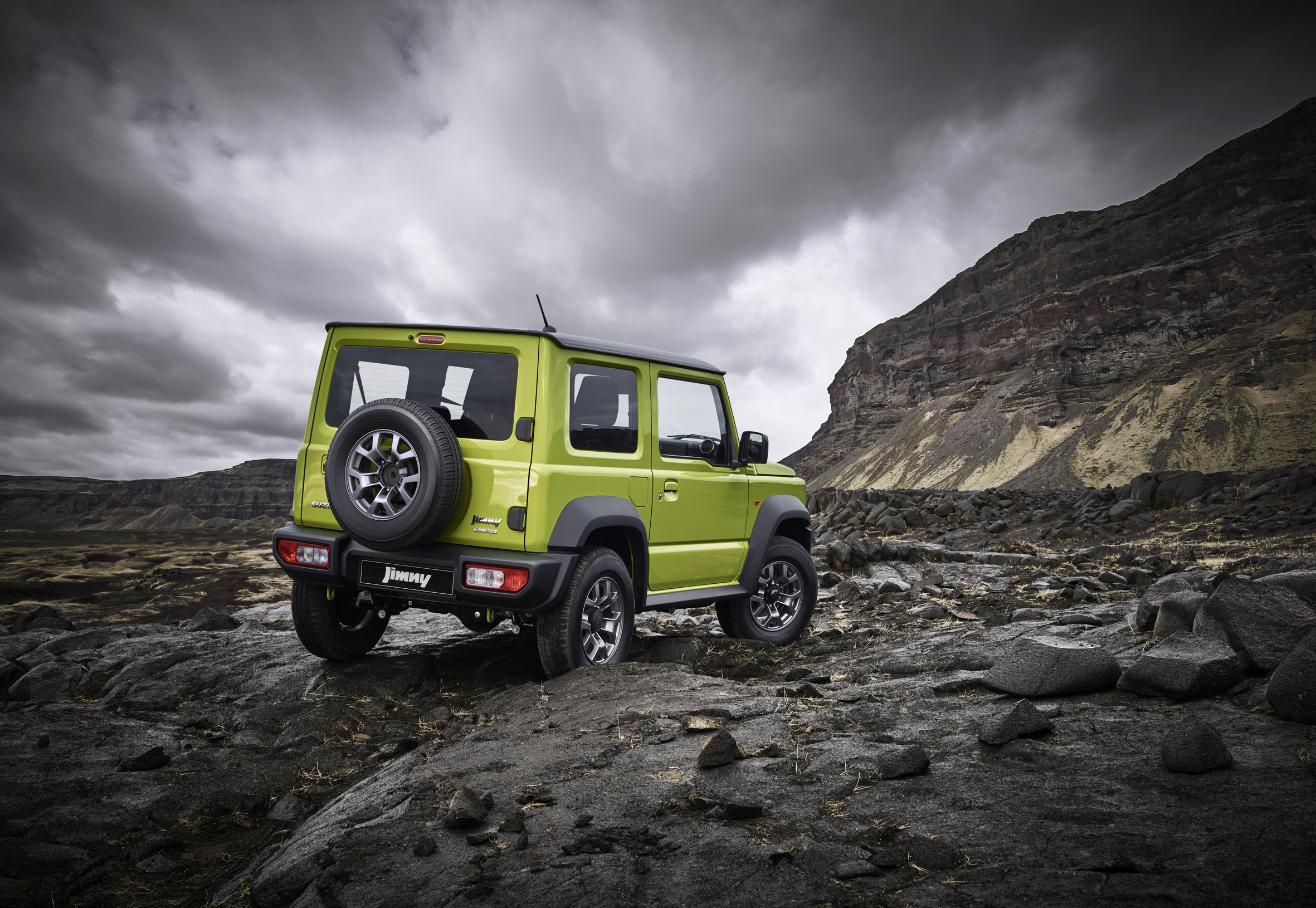 Suzuki Jimny You Don T Mess With Imperfection Caradvice