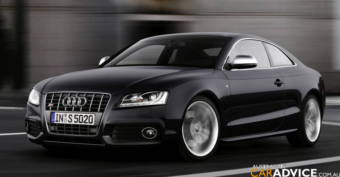 Audi A5 S5 Pricing Announced | CarAdvice