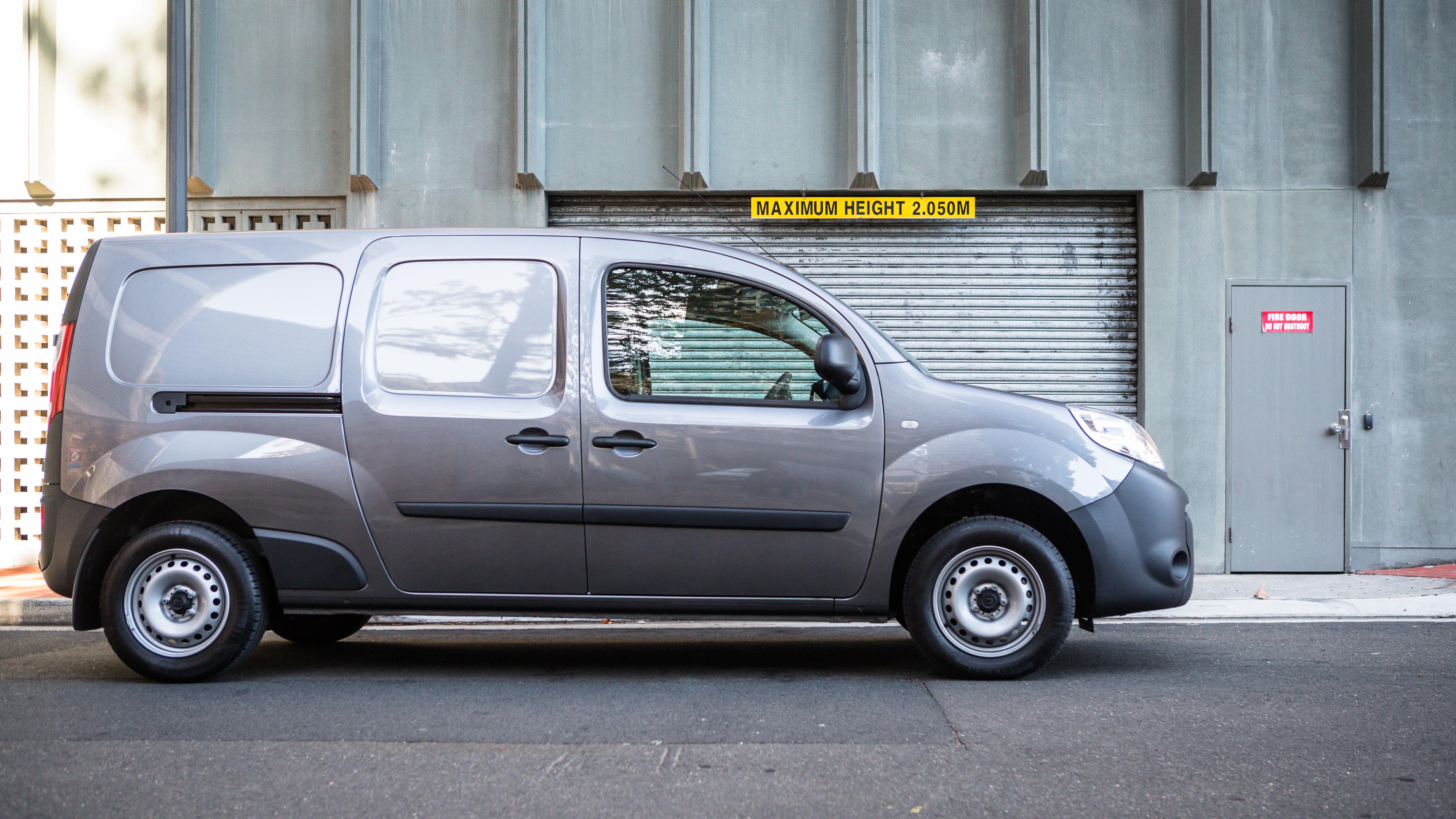 2018 Renault Kangoo Maxi EDC review | CarAdvice