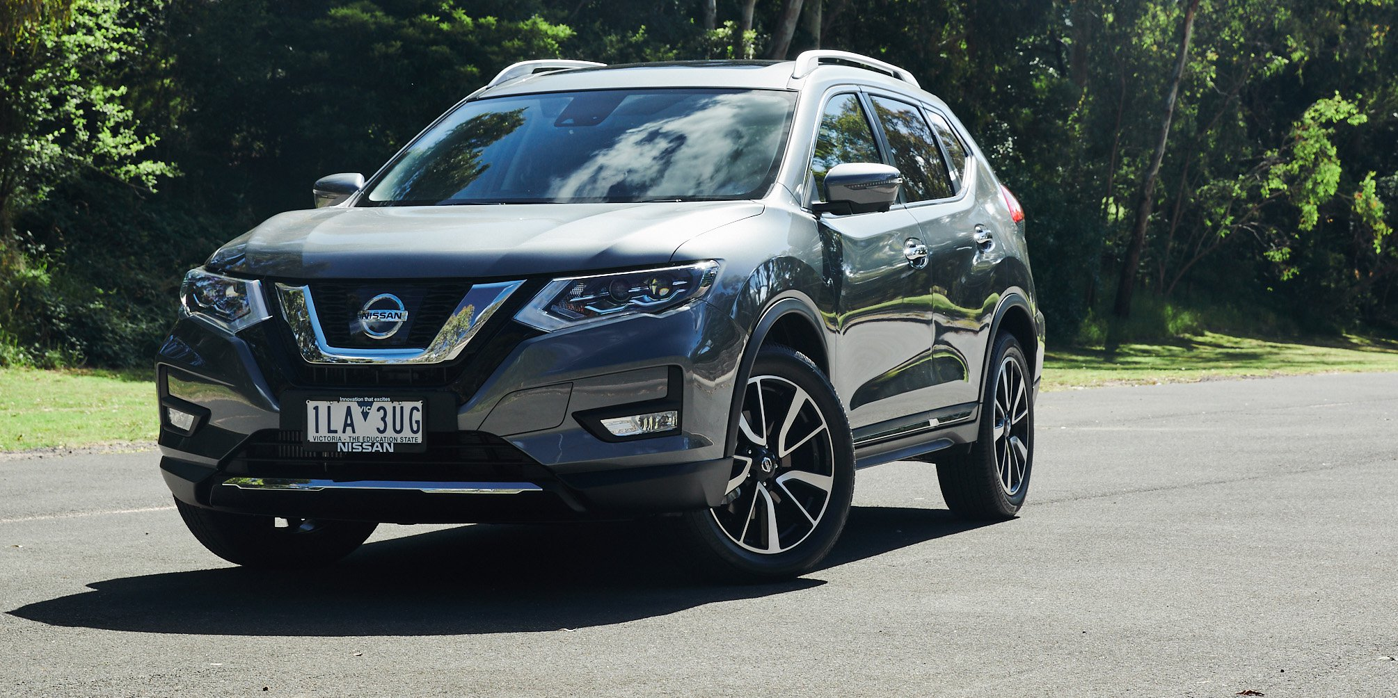 2018 Nissan X-Trail TL review | CarAdvice