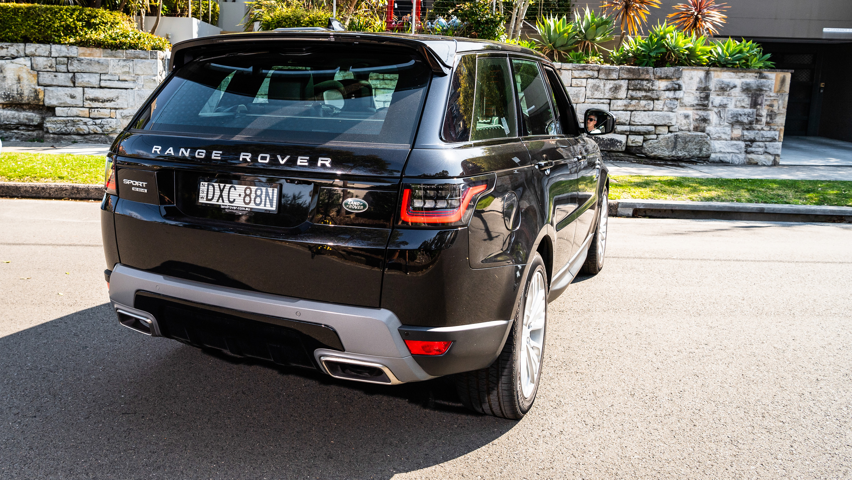 Range Rover Ride Height Calibration