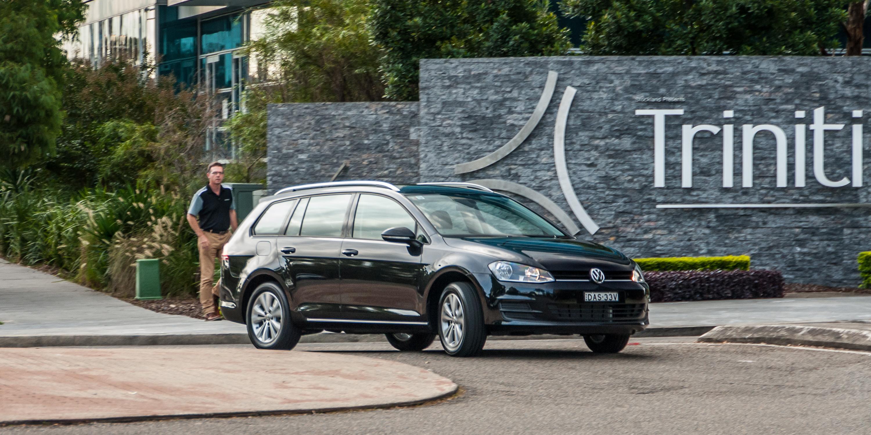 2016 Volkswagen Golf 92TSI Comfortline Wagon Review   CarAdvice
