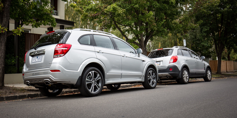 2016 Holden Captiva LTZ Review | CarAdvice