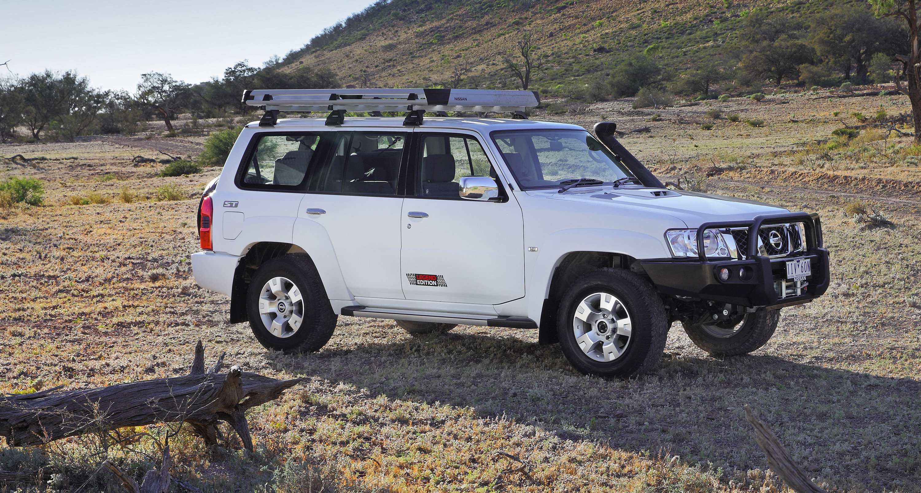 2016 Nissan Patrol Y61 Legend Edition review   CarAdvice