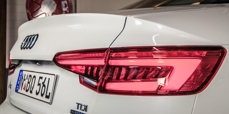 2016 Audi A4 2 0 TDI quattro S tronic | CarAdvice