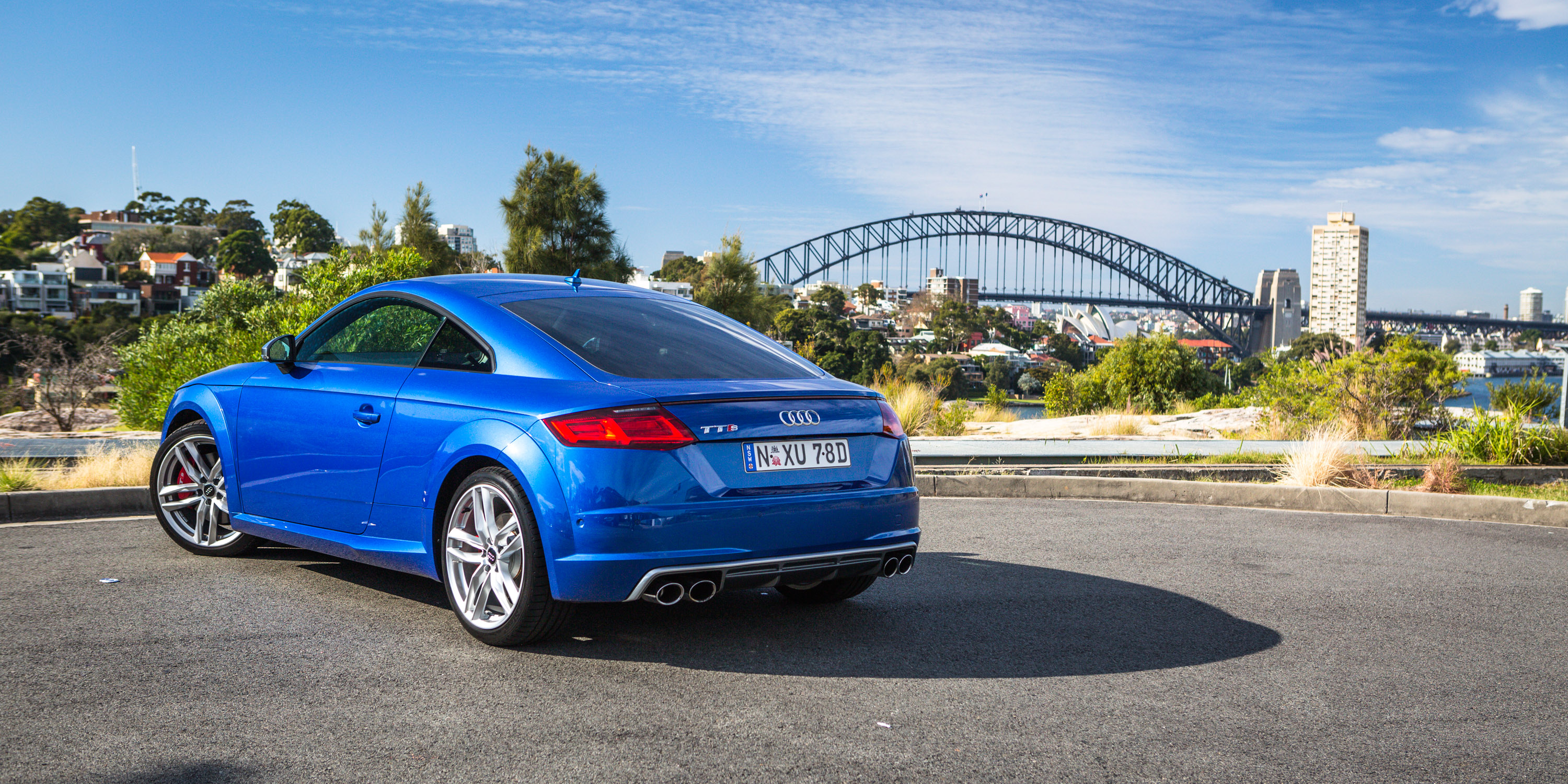 2017 Audi TT S Coupe review | CarAdvice