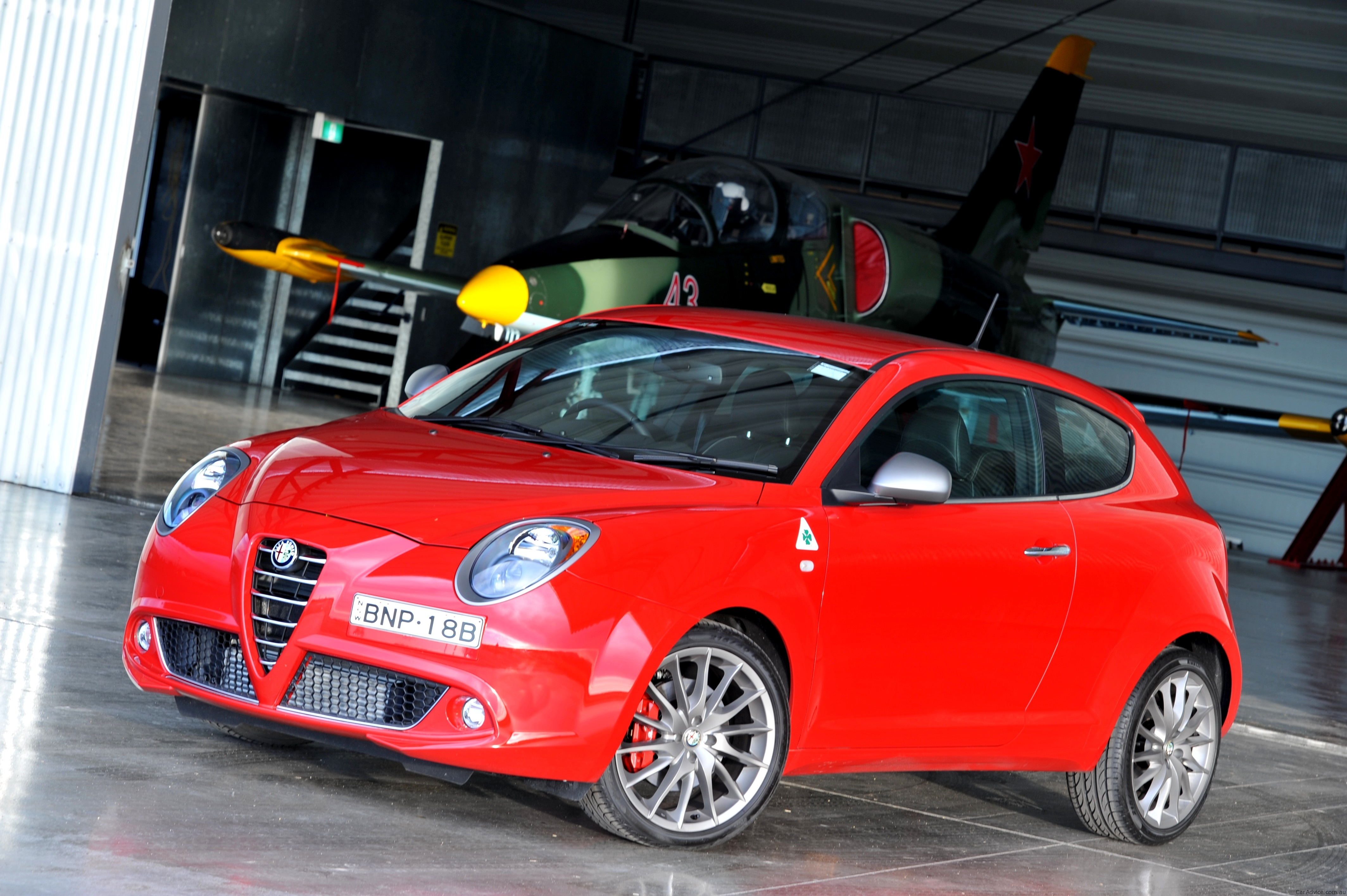 2010 Alfa Romeo Mito Quadrifoglio Arrives In Australia With Multiair Caradvice