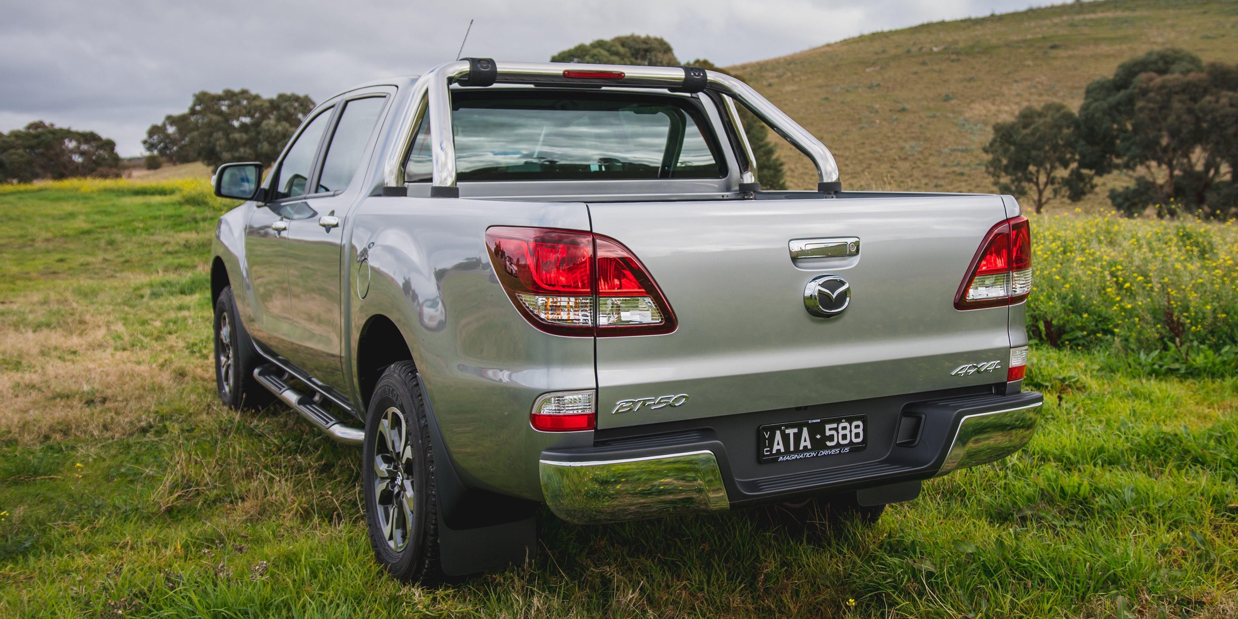 2018 Mazda BT-50 GT dual-cab review | CarAdvice