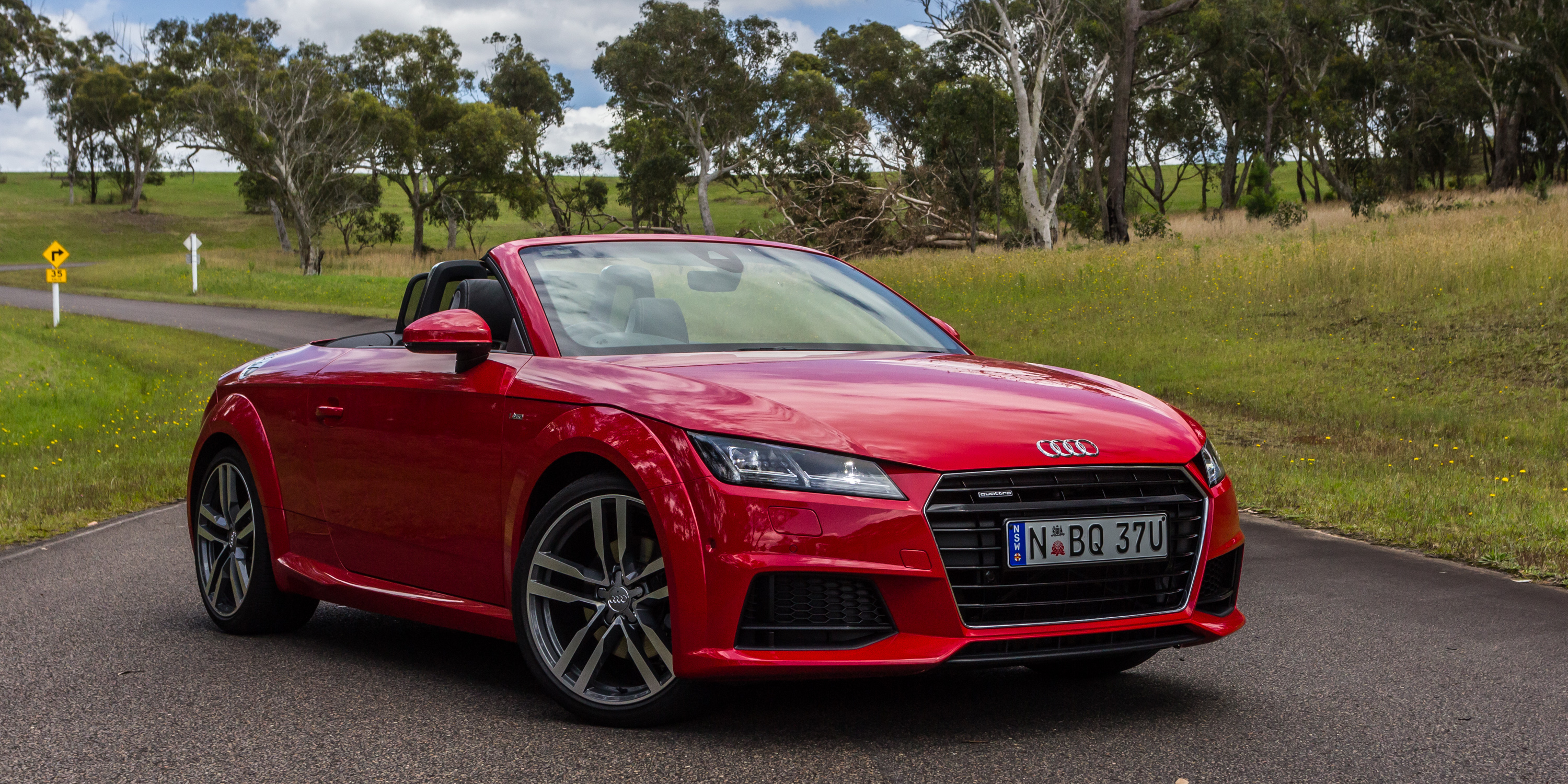 2016 Audi Tt Roadster S Line Review Caradvice