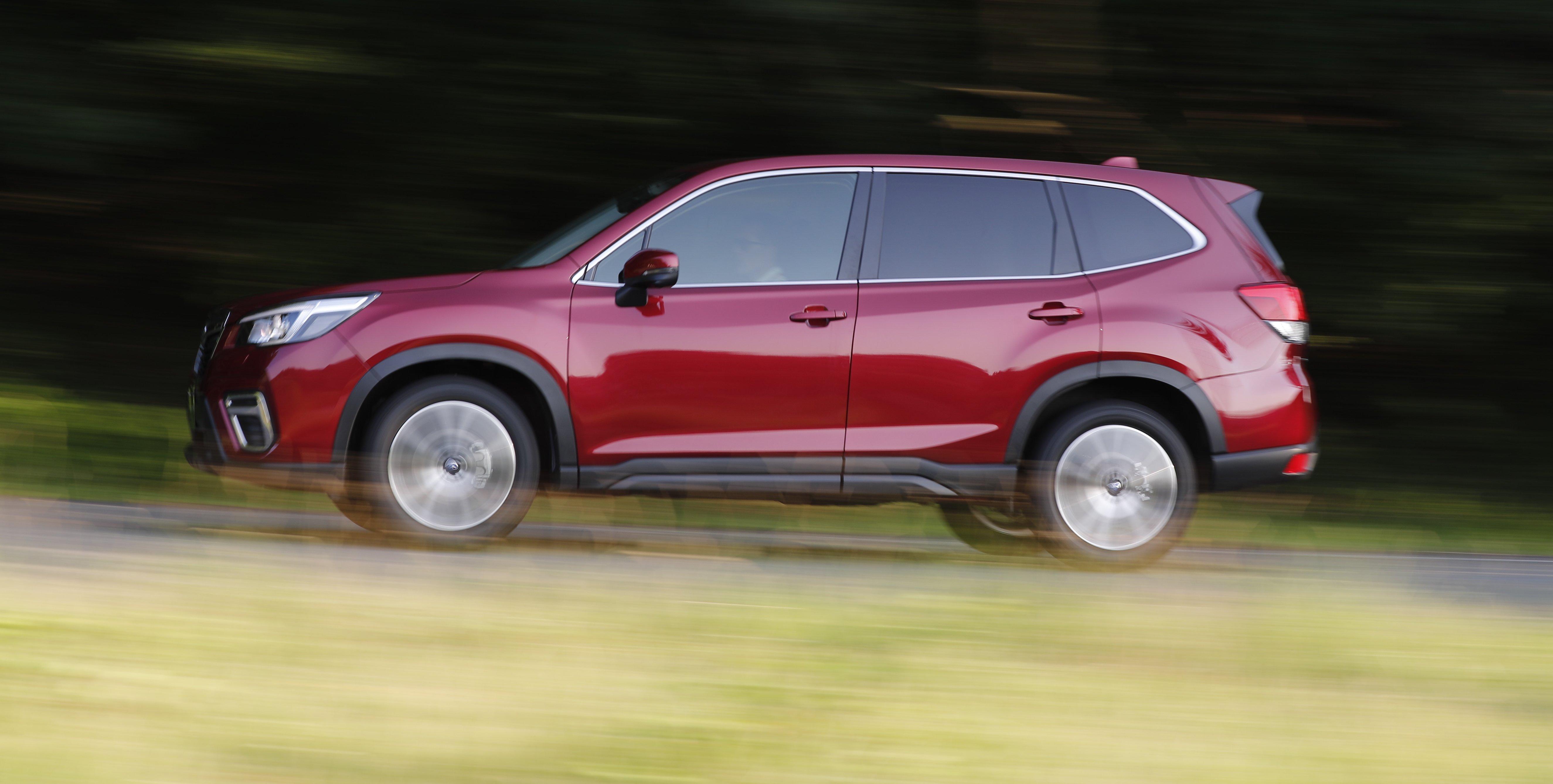 2019 Subaru Forester review | CarAdvice