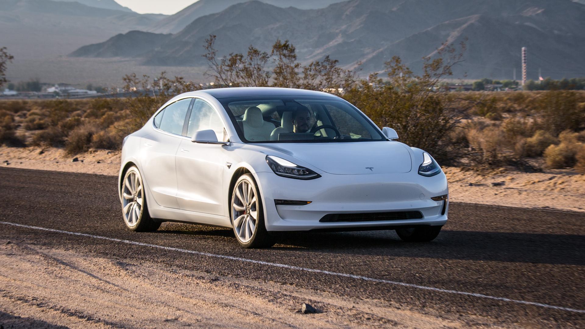 Tesla Model 3 Awd Long Range Joins Australian Line Up