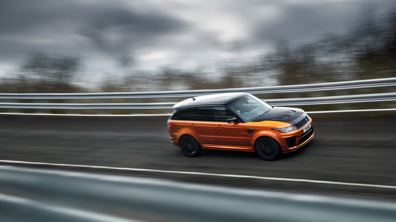 2018 Range Rover Sport SVR review | CarAdvice