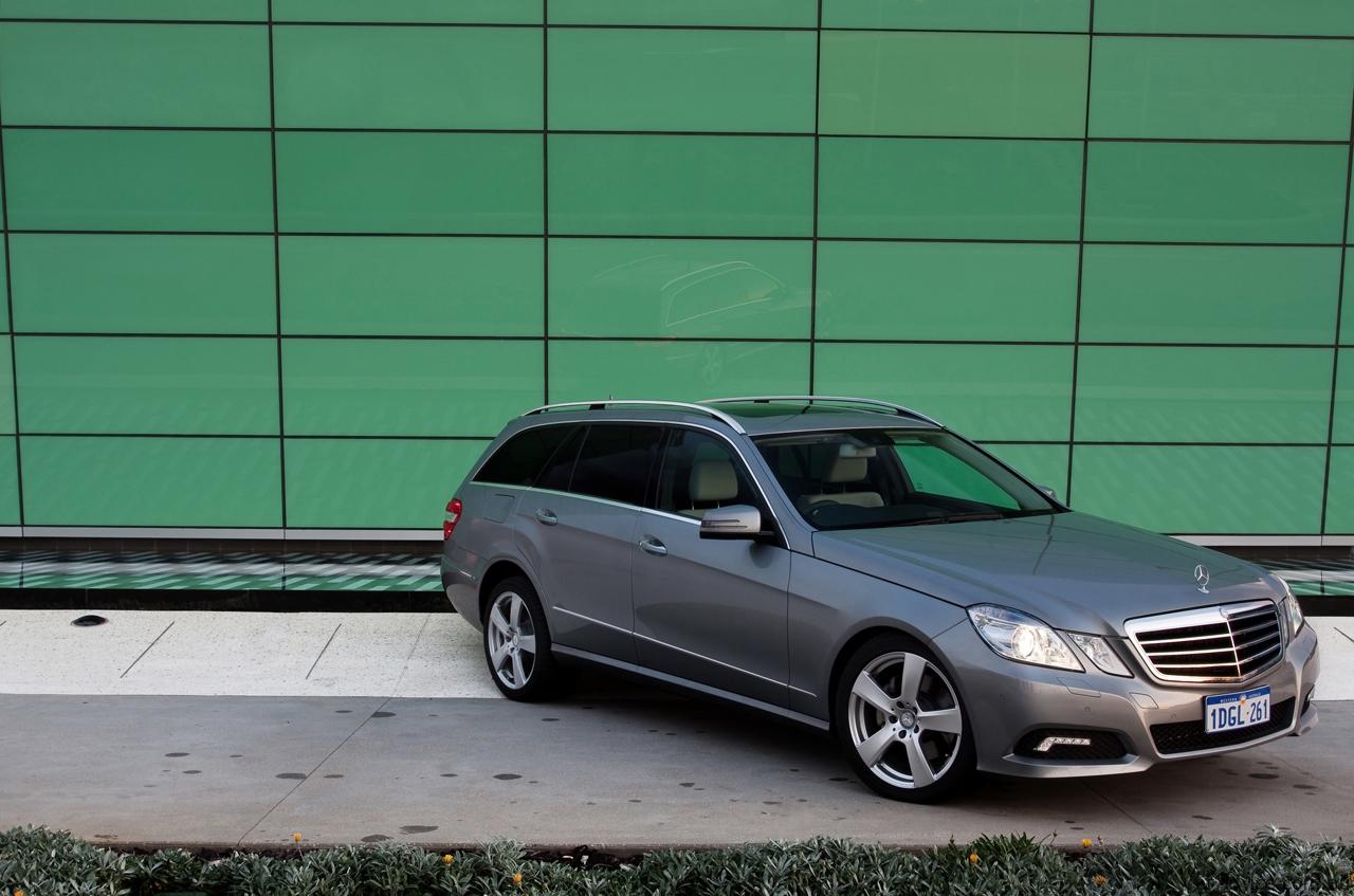 Mercedes-Benz E-Class Estate Review & Road Test | CarAdvice