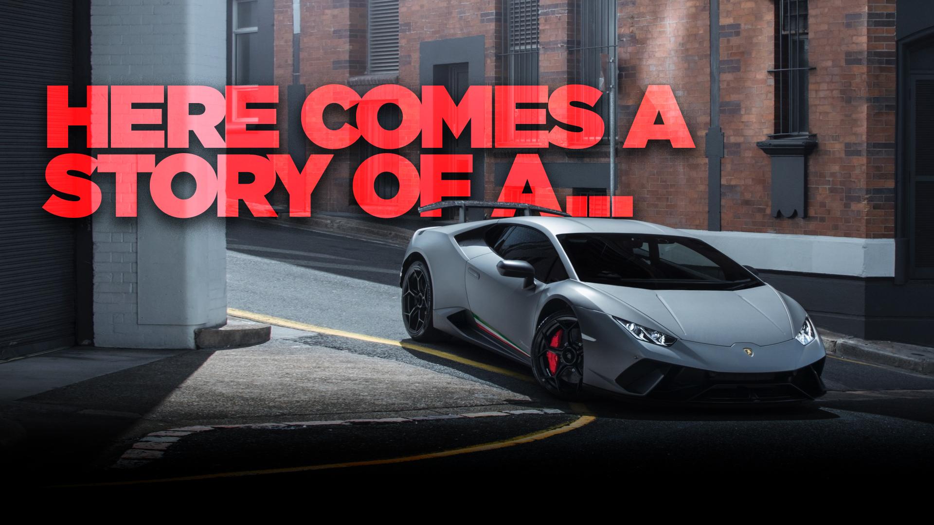 2017 Lamborghini Huracan Performante Revealed Coming To Australia
