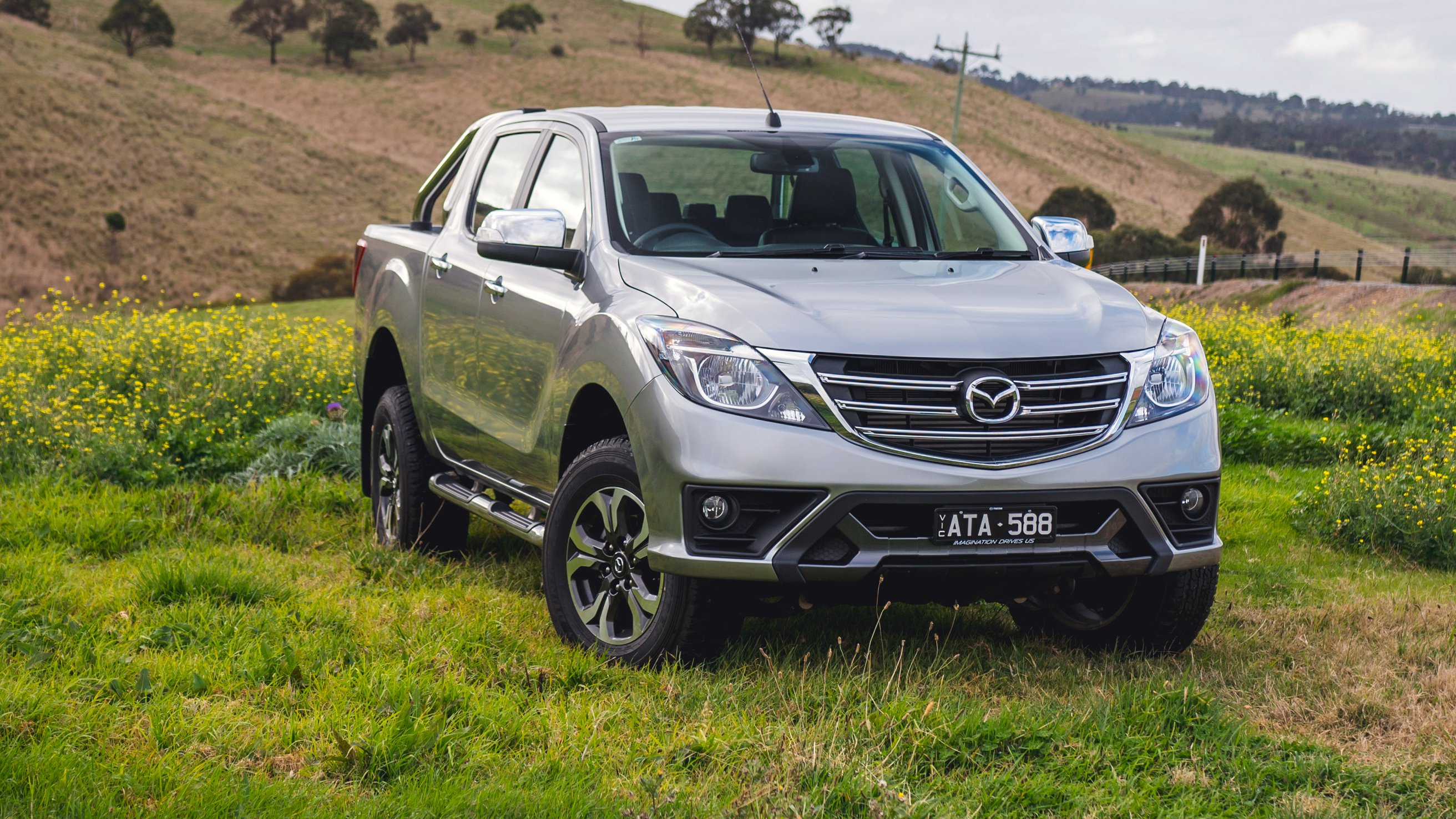 2019 Mazda BT-50 USA Release, Price, Specs, And Changes >> 2018 Mazda Bt 50 Gt Dual Cab Review Caradvice