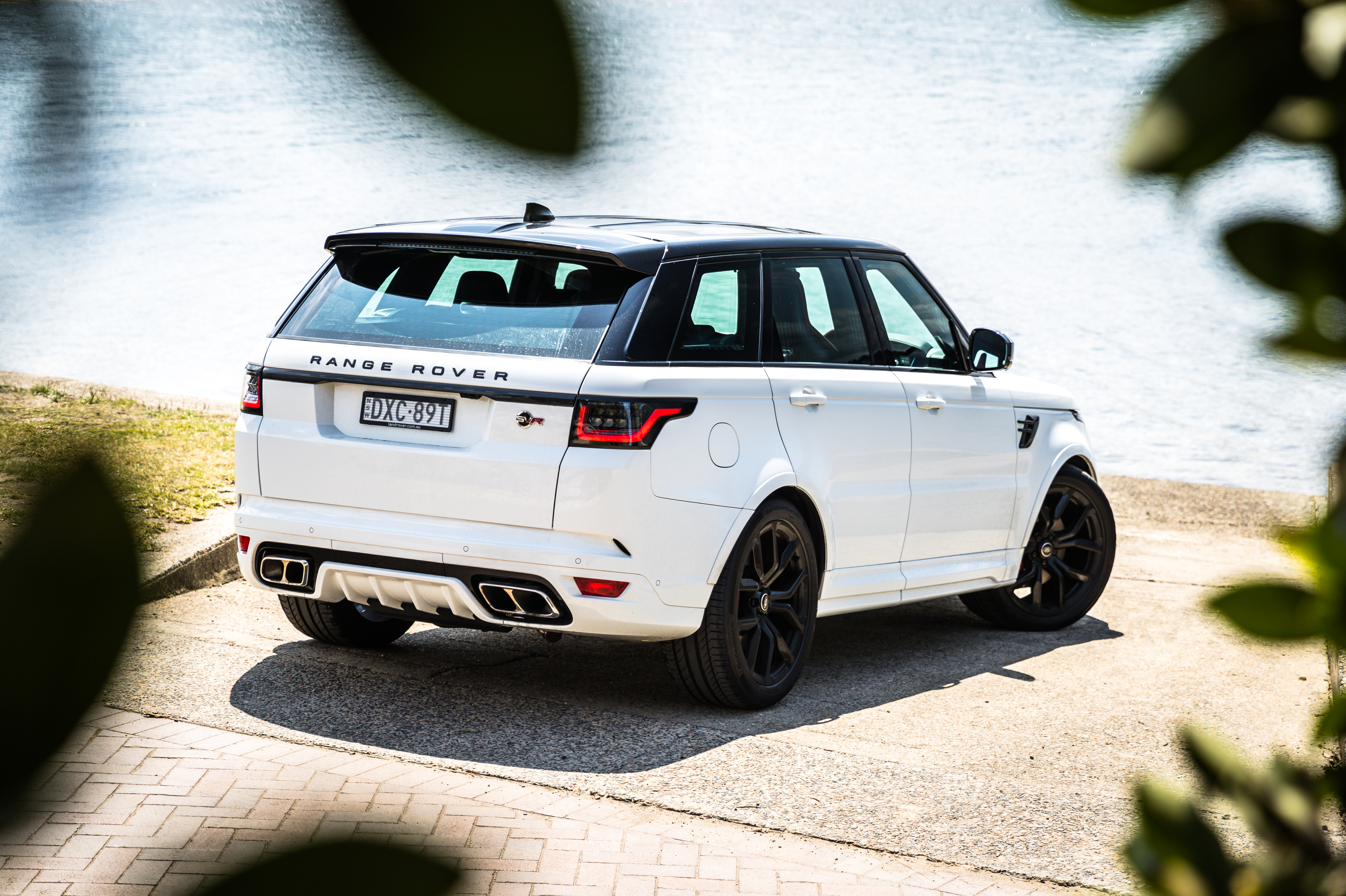 2019 Range Rover Sport SVR review | CarAdvice