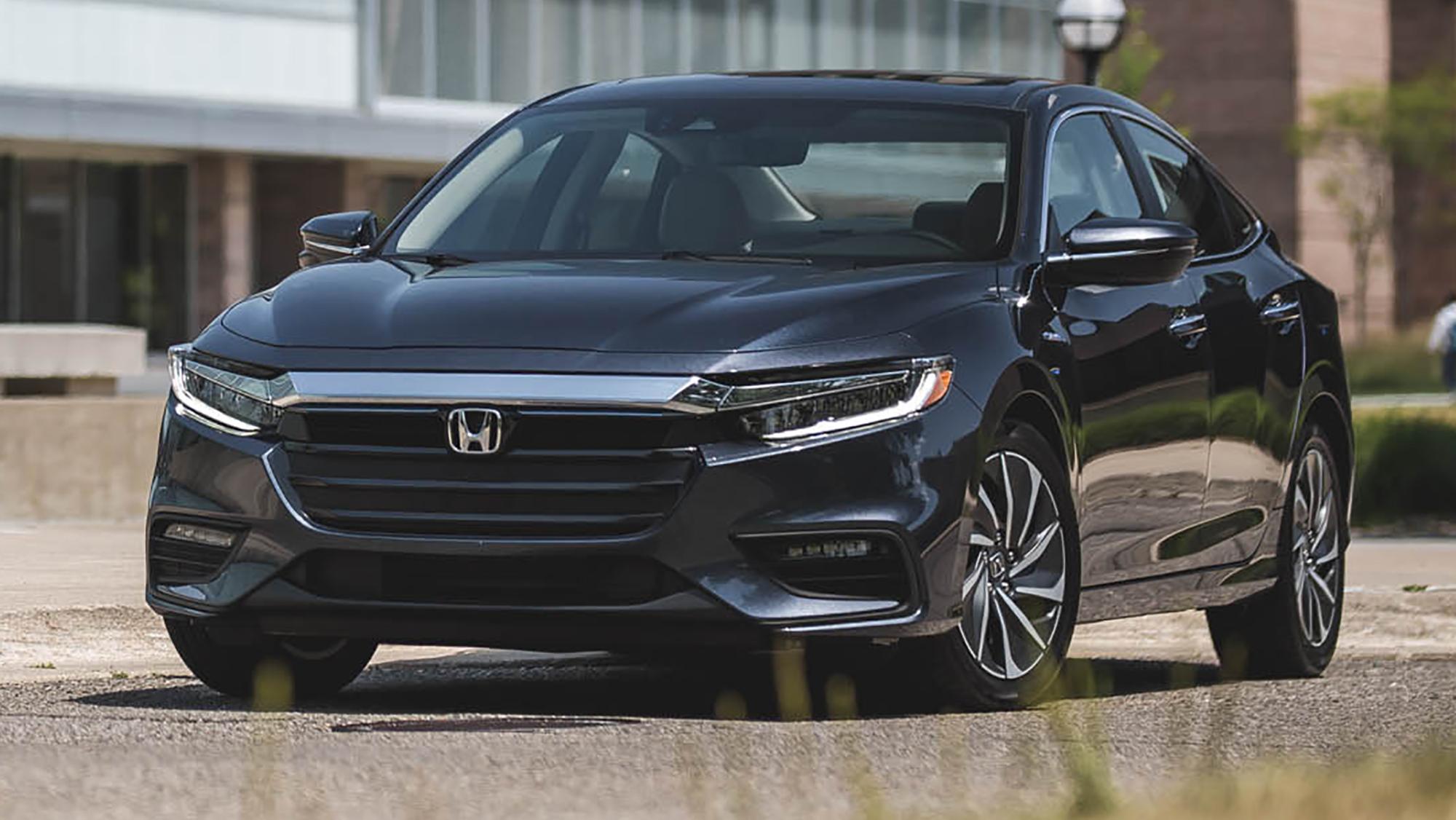 2019 Honda Insight review | CarAdvice