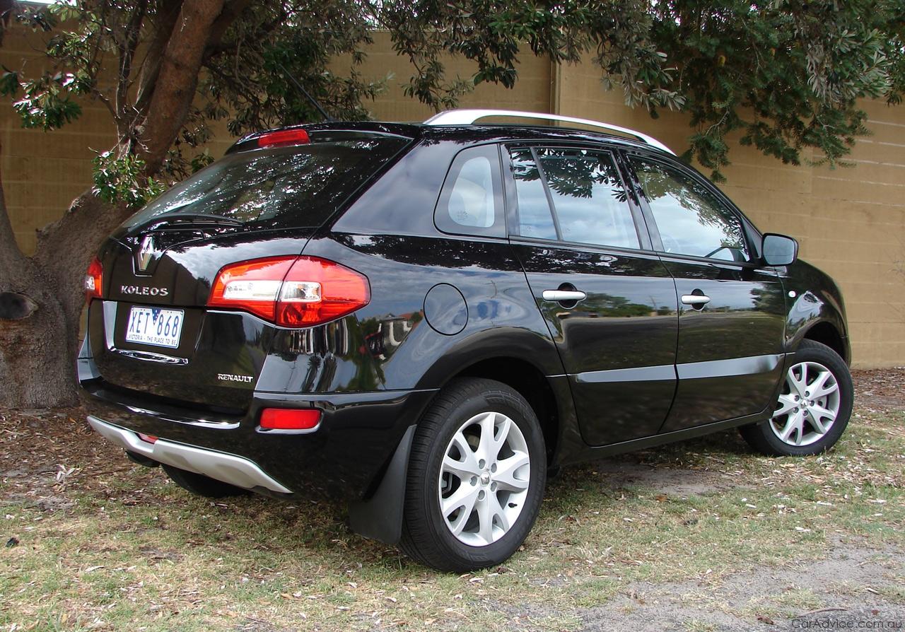 2011 Renault Koleos Free Servicing Offer Until March Caradvice