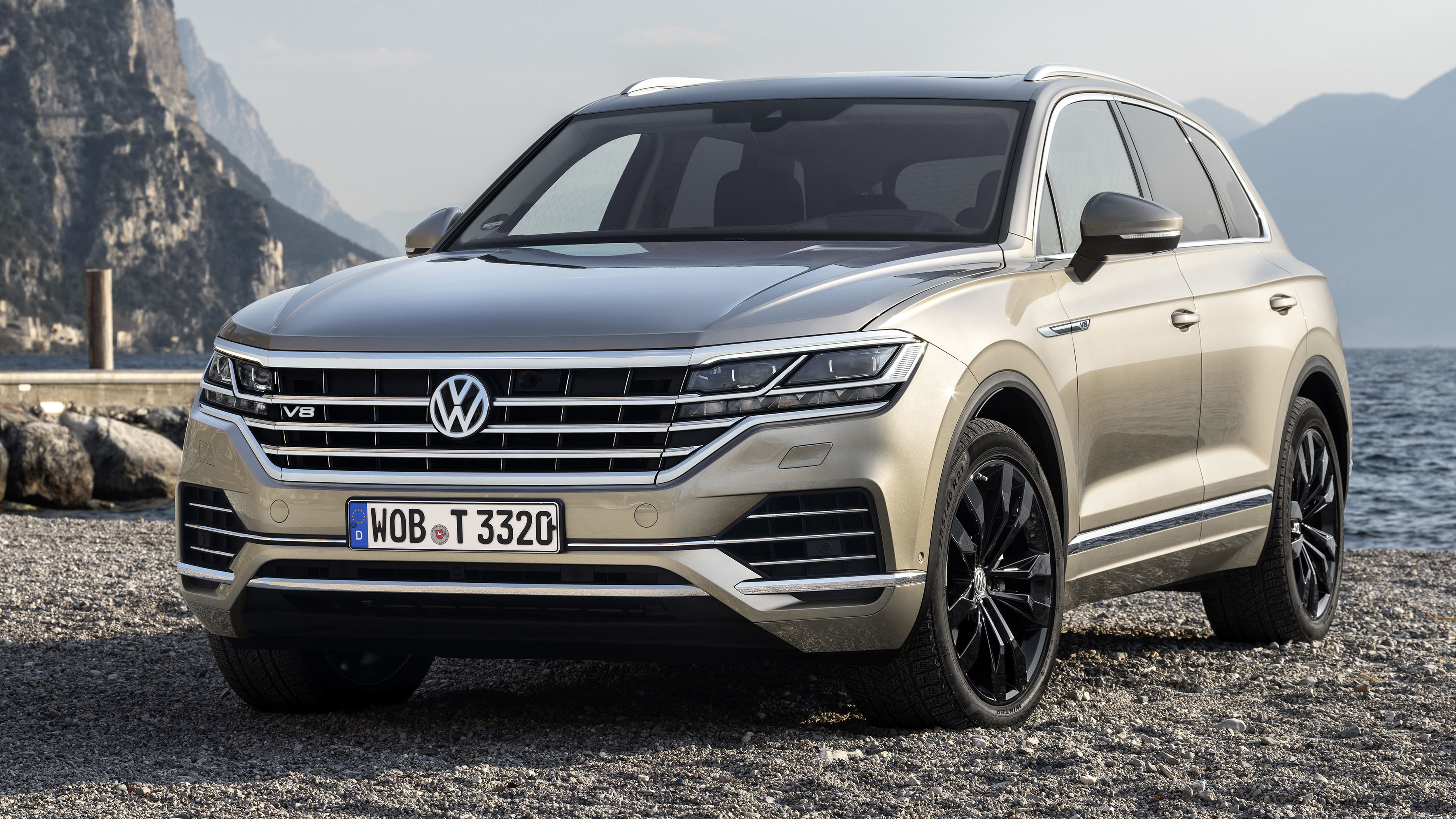 2021 Volkswagen Touareg R Coming With Phev Power Caradvice