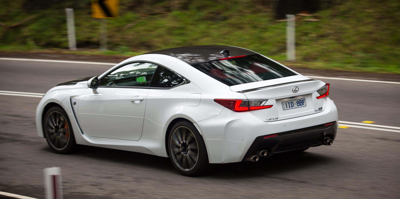 2017 Lexus RC F review | CarAdvice