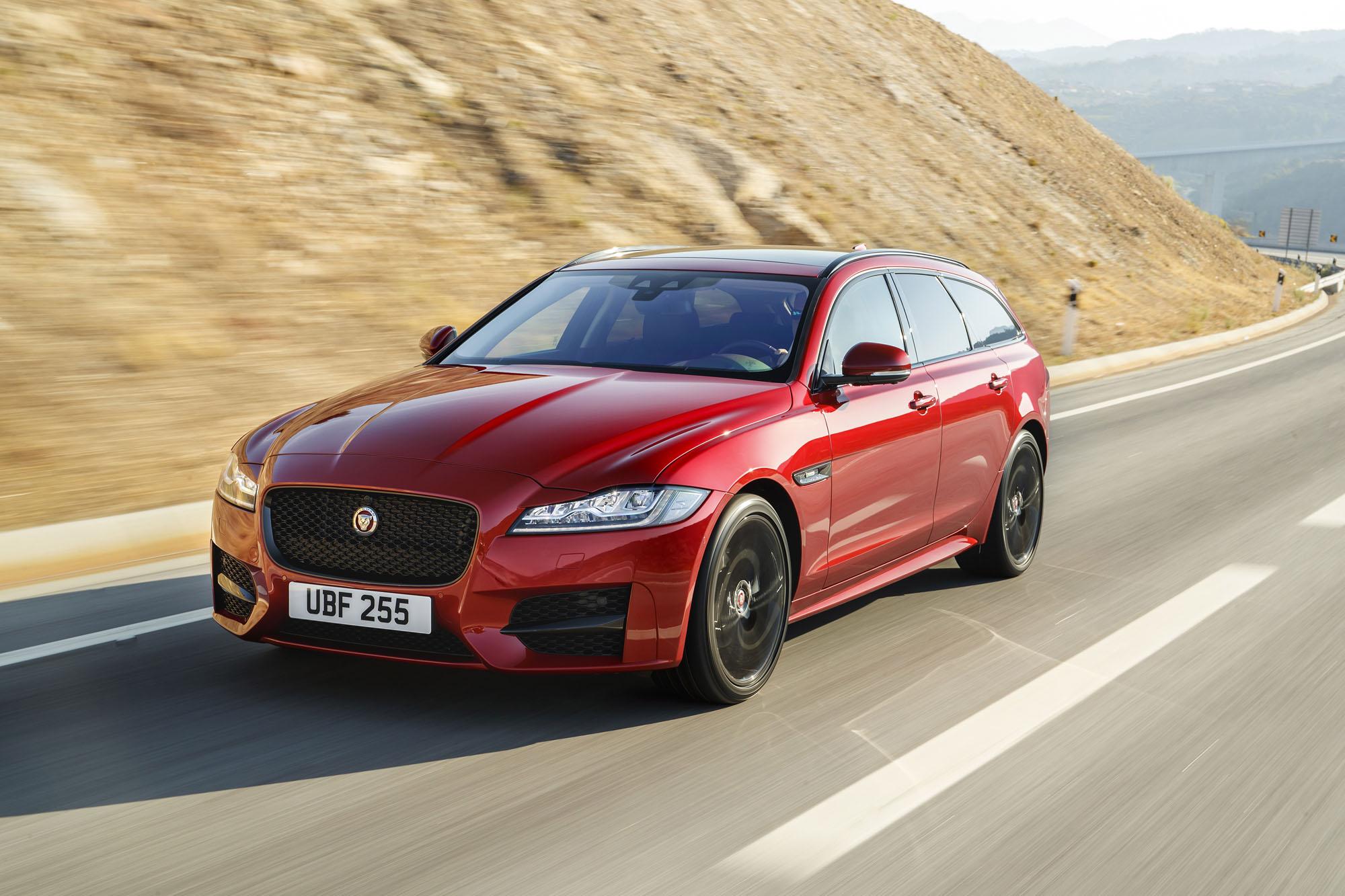 2018 Jaguar XF Sportbrake review | CarAdvice