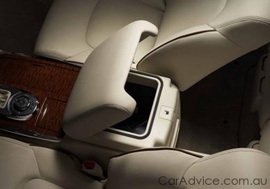 2011 Nissan Patrol teaser video, interior pics & more specs