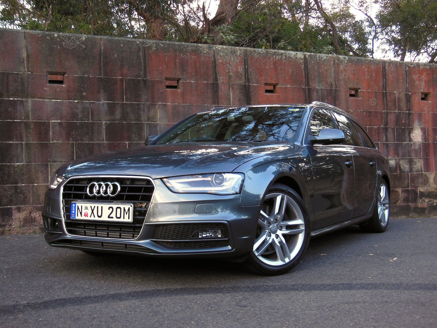 Audi A4 Avant Review   CarAdvice