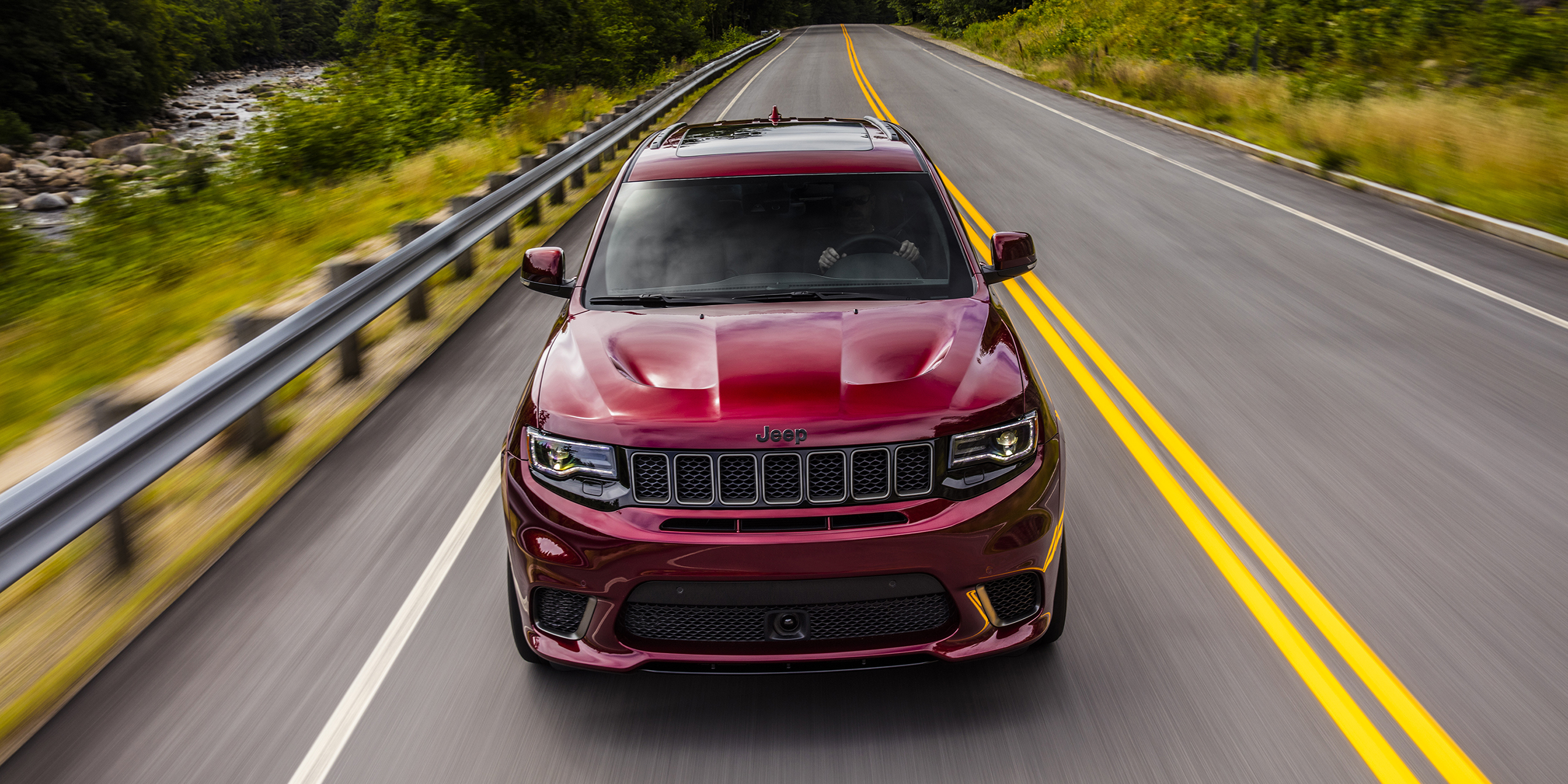 2018 Jeep Grand Cherokee Trackhawk review | CarAdvice