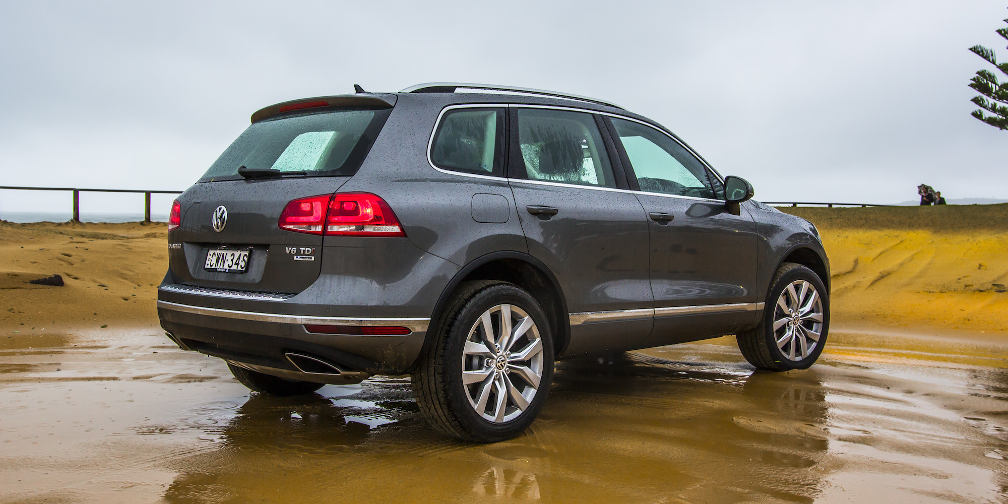 2015 Volkswagen Touareg V6 Tdi Review Caradvice