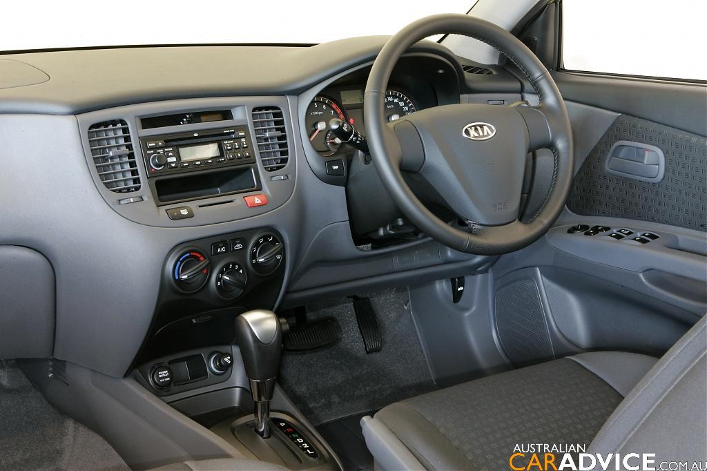 Kia Rio Review & Road Test | CarAdvice