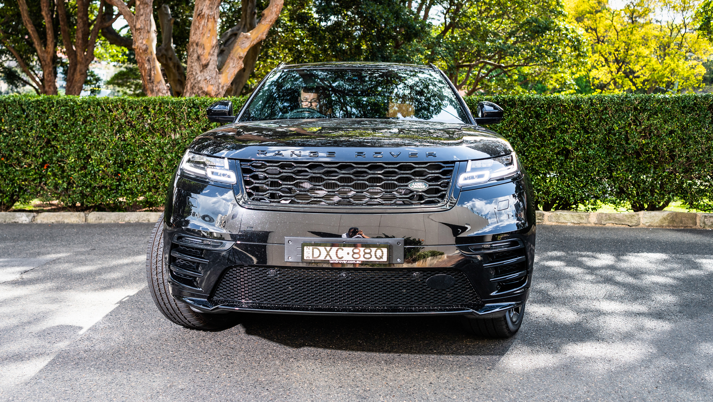 2018 Range Rover Velar R-Dynamic SE P300 review | CarAdvice
