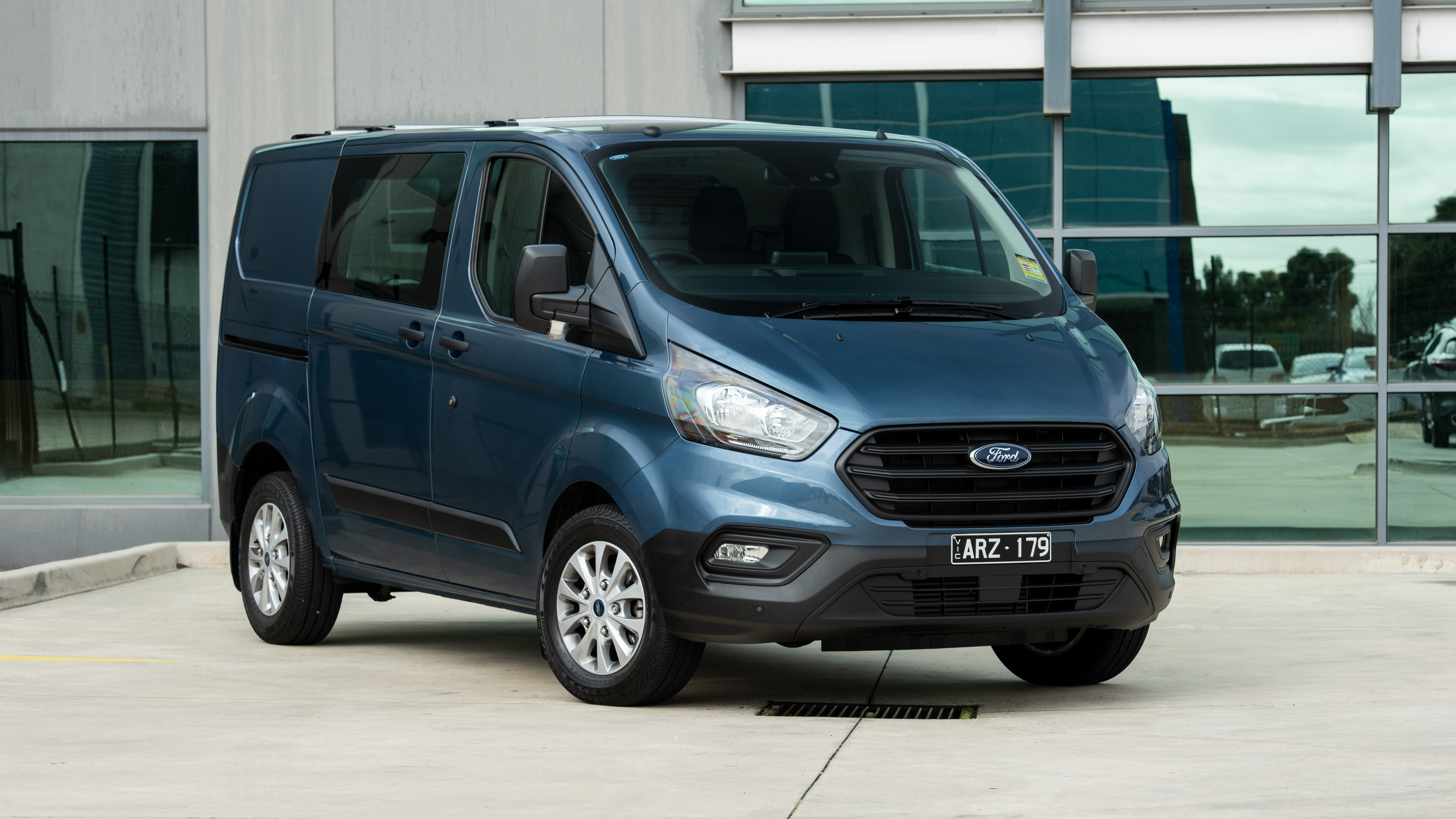 2019 Ford Transit Custom 300S SWB review | CarAdvice