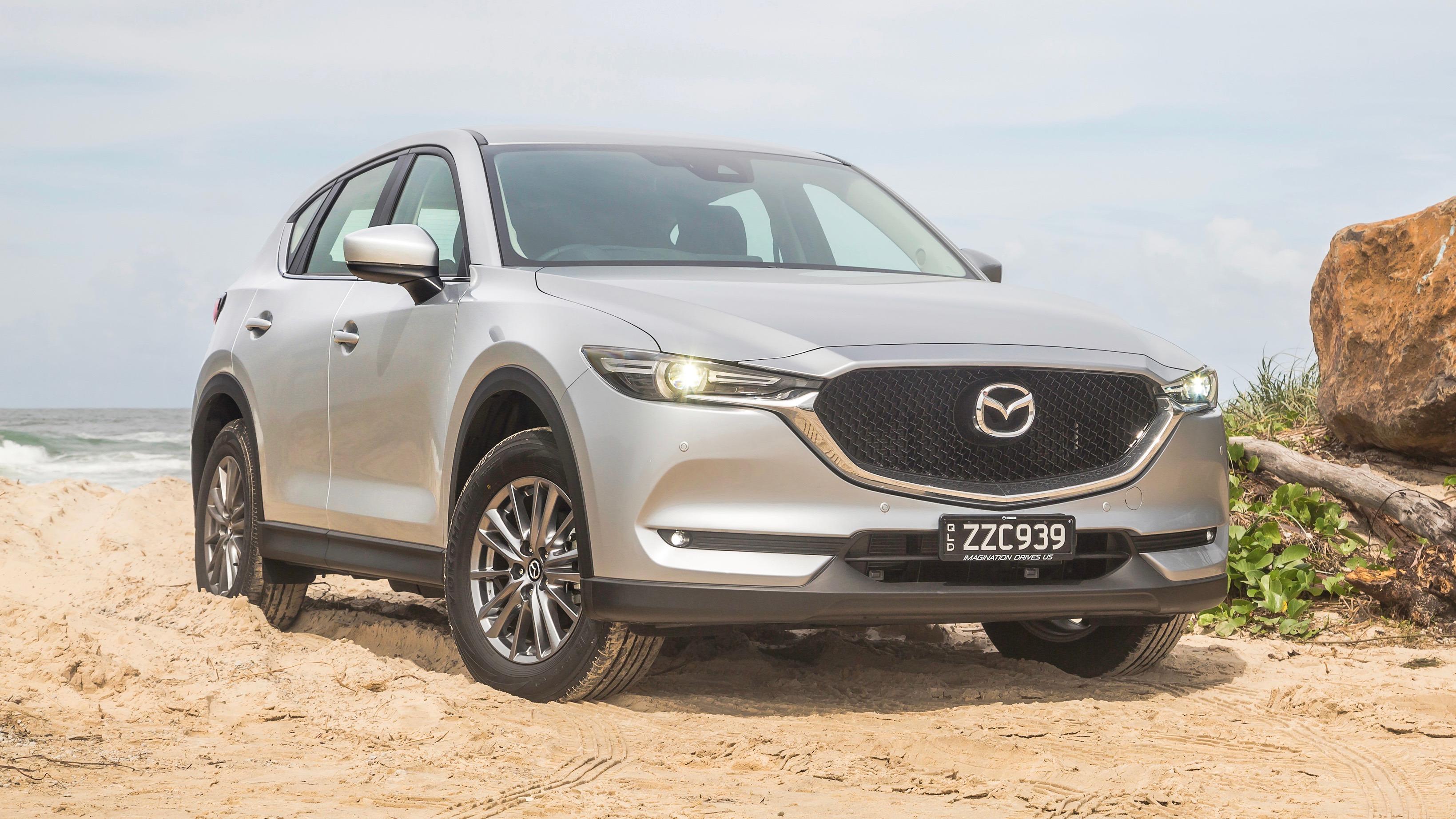 2018 Mazda CX-5 review | CarAdvice