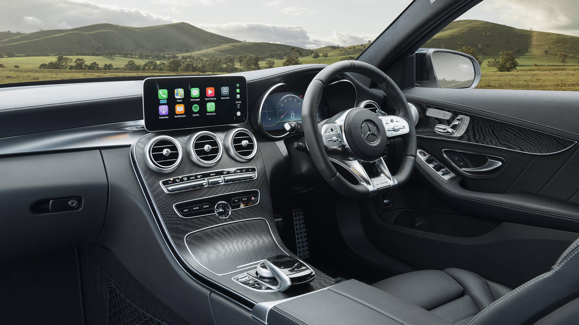 2019 Mercedes-Benz C-Class Sedan/Estate pricing and specs