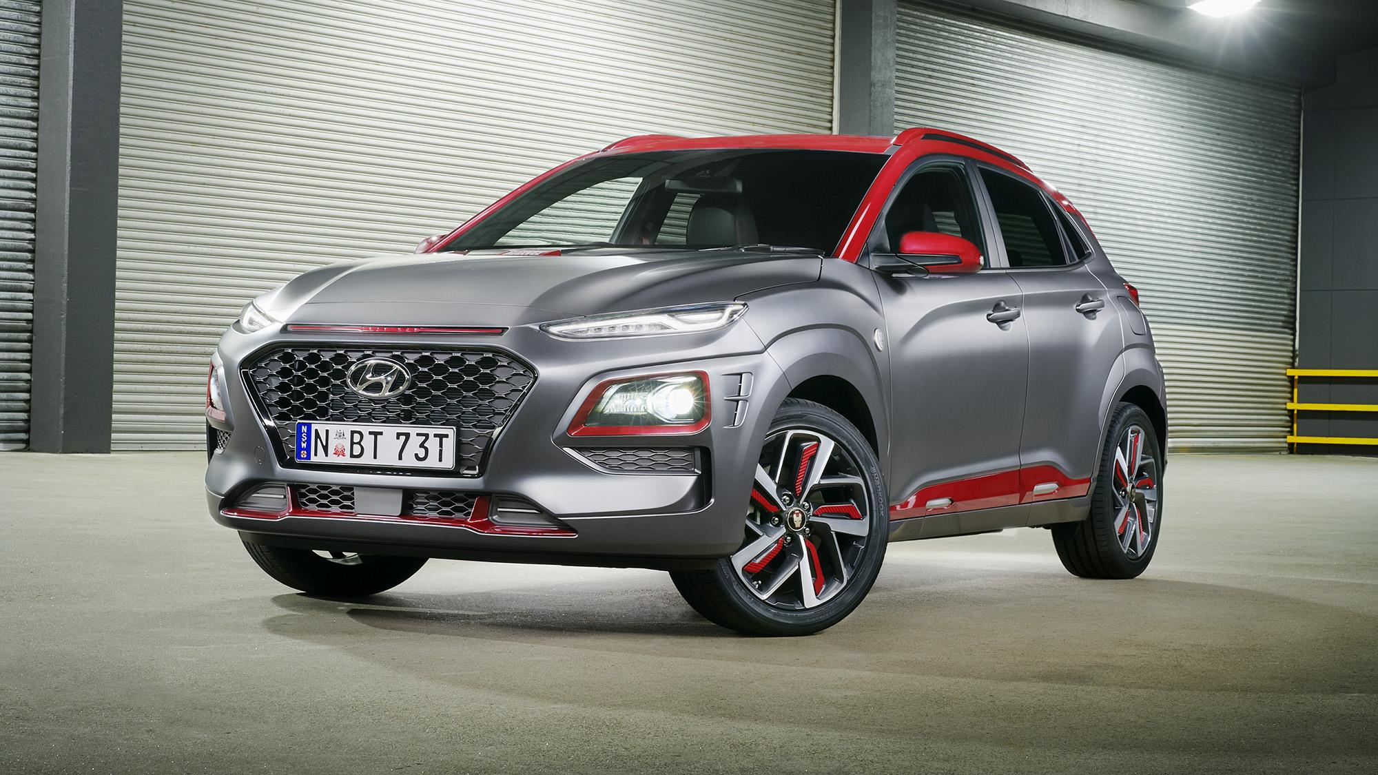Hyundai Kona Iron Man Edition On Sale From 39 990 Caradvice
