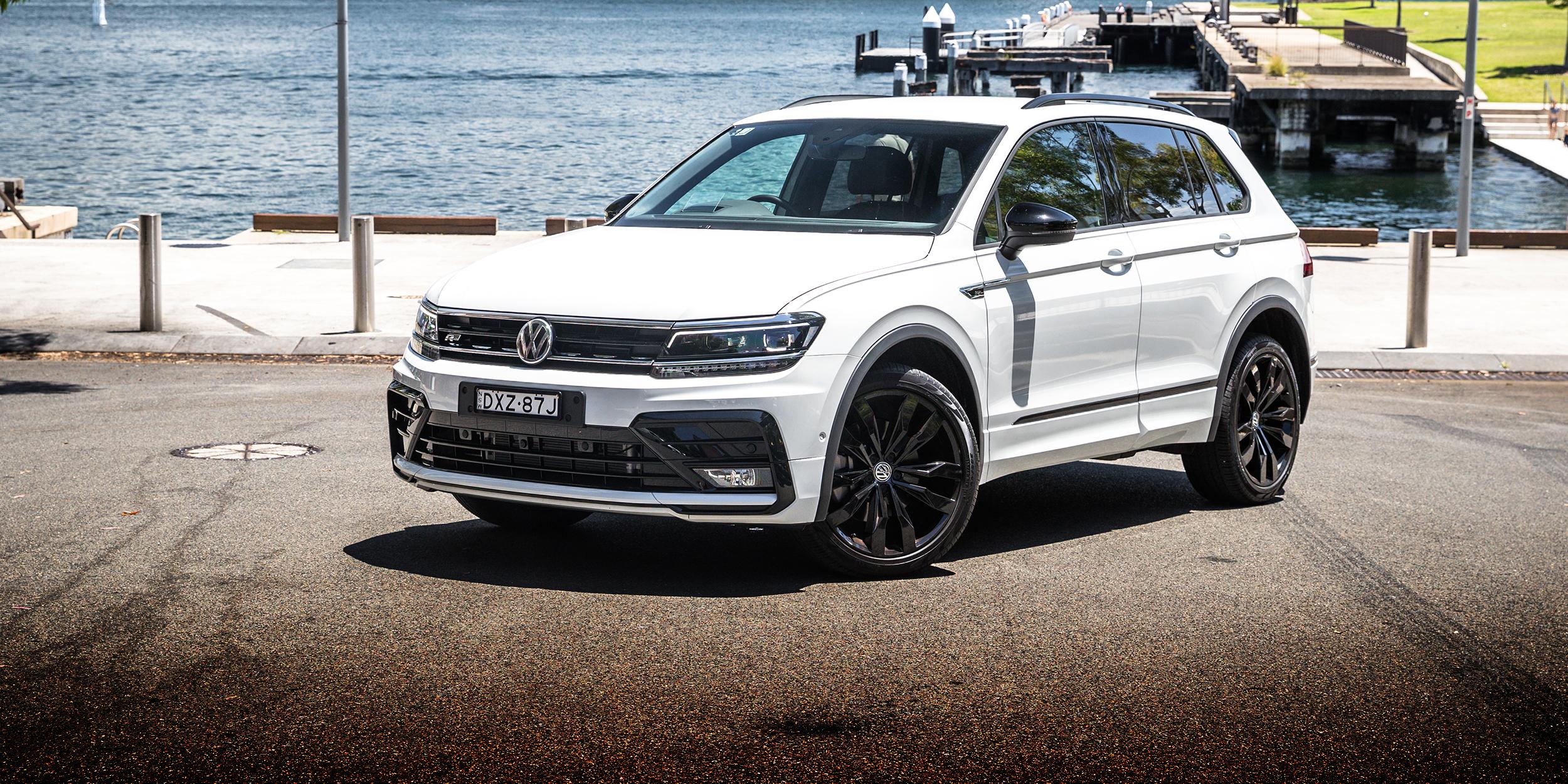 2019 Volkswagen Tiguan Wolfsburg review | CarAdvice