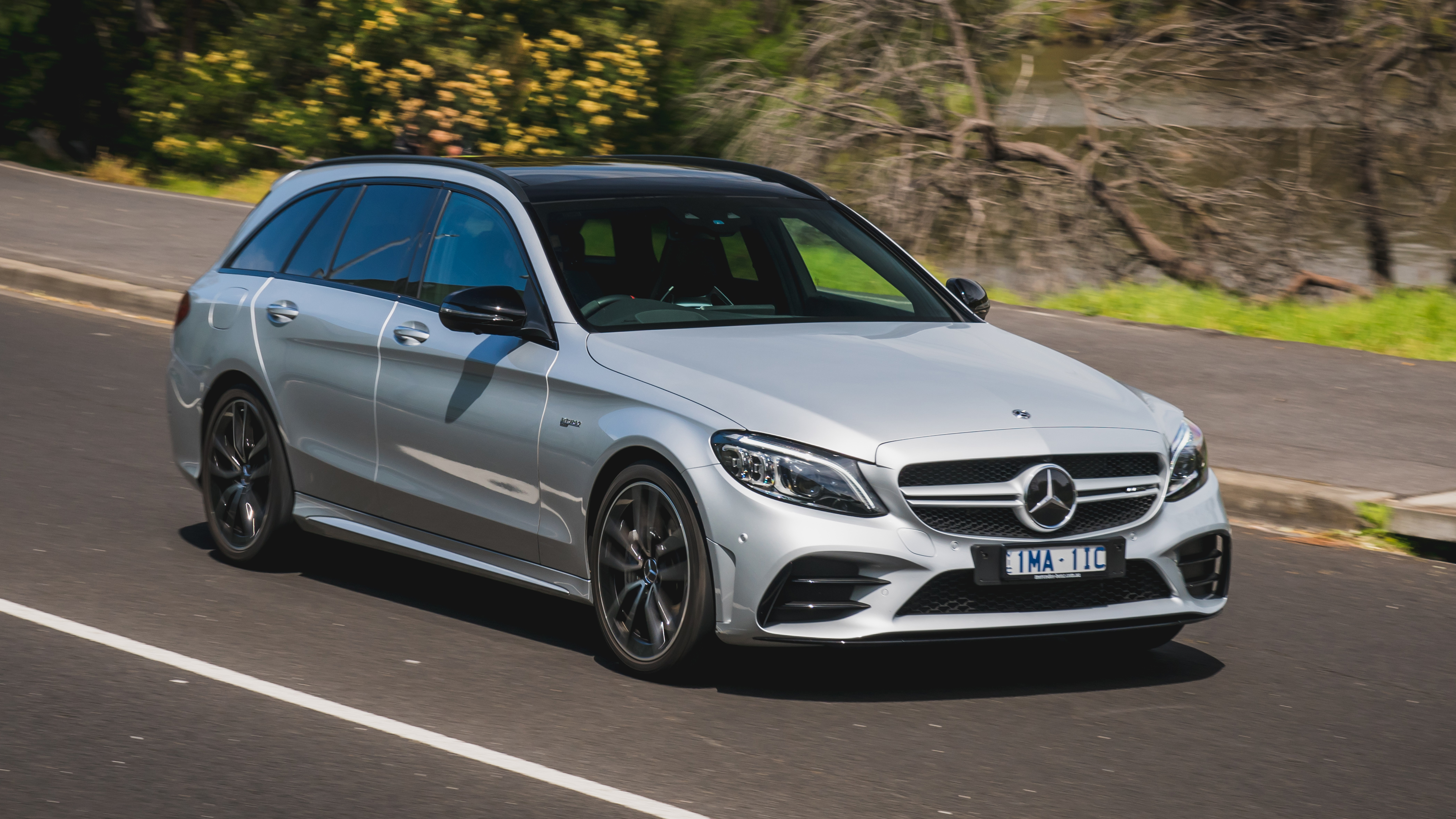 2019 Mercedes-AMG C43 Estate review | CarAdvice