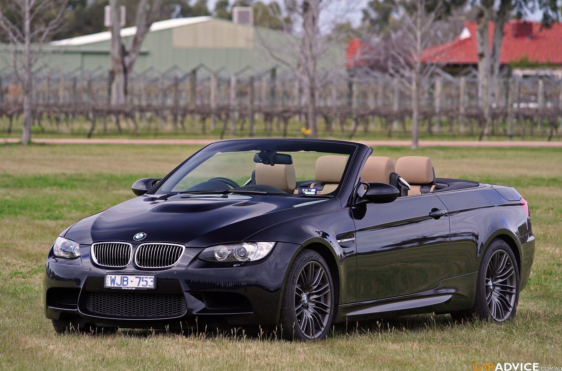 2008 Bmw M3 Convertible Review Caradvice