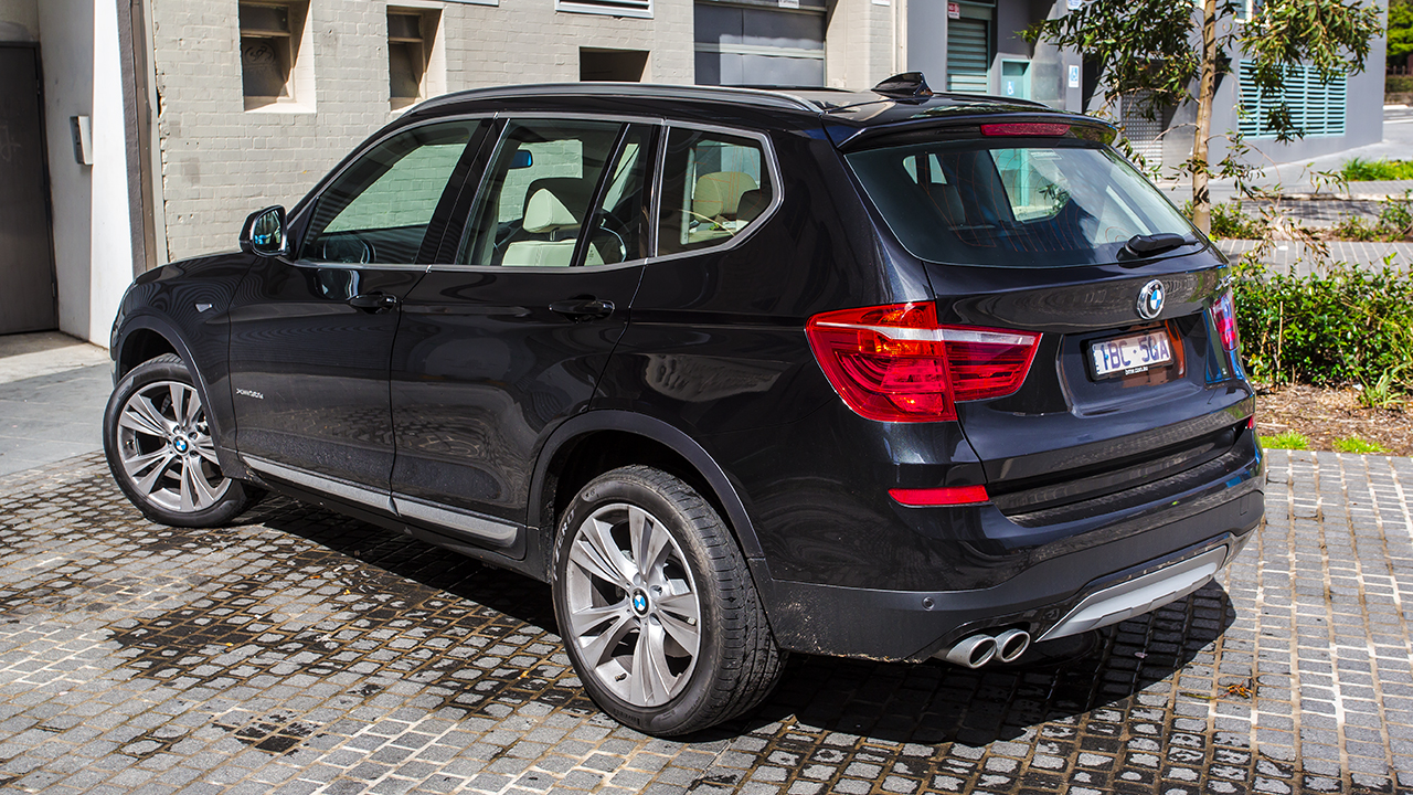 2015 Bmw X3 Review Xdrive30d Caradvice