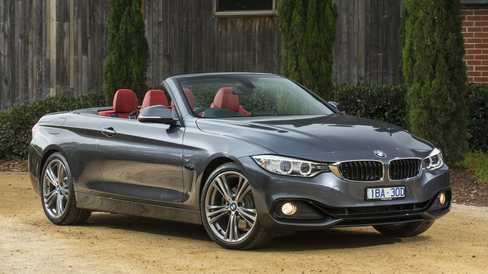 BMW 428I Convertible >> Bmw 4 Series Convertible Review Caradvice