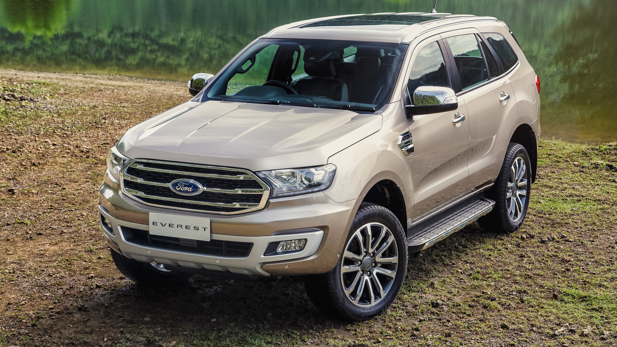 2019 Ford Everest Pricing And Specs Caradvice