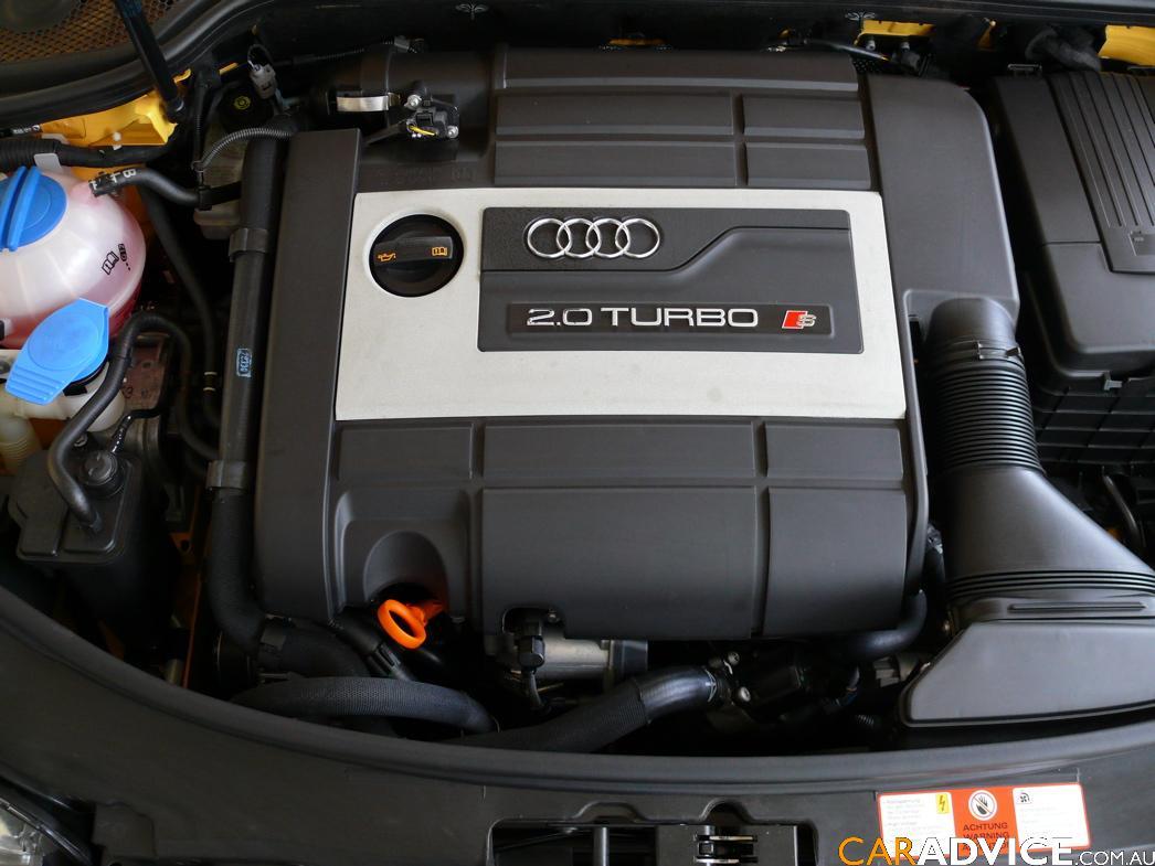 Kelebihan Audi S3 2008 Spesifikasi