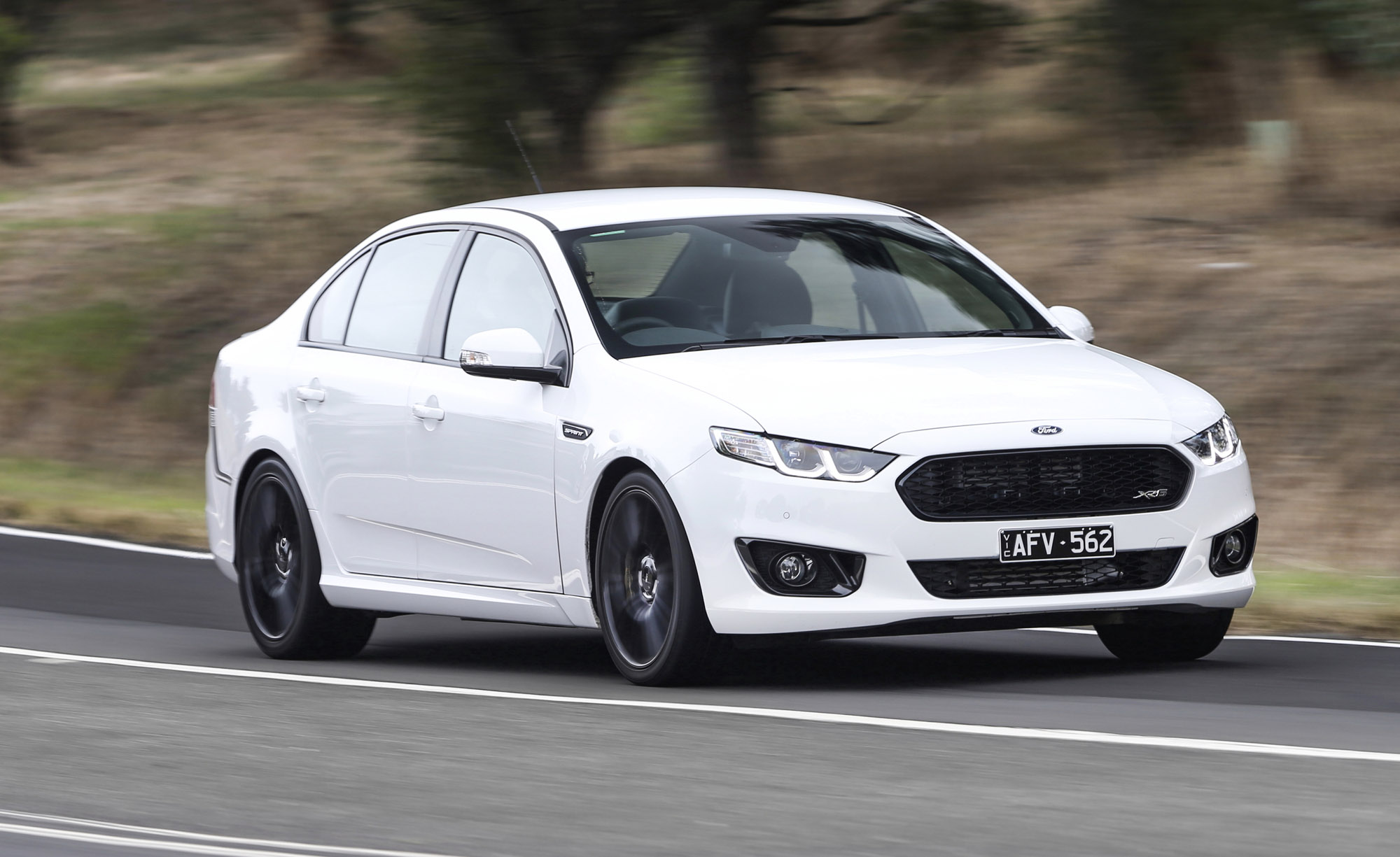 Ford Falcon 2016 >> 2016 Ford Falcon Xr6 Sprint Review Caradvice
