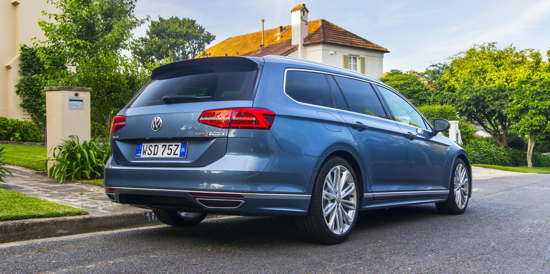 2016 Volkswagen Passat Wagon Review: 140TDI Highline | CarAdvice