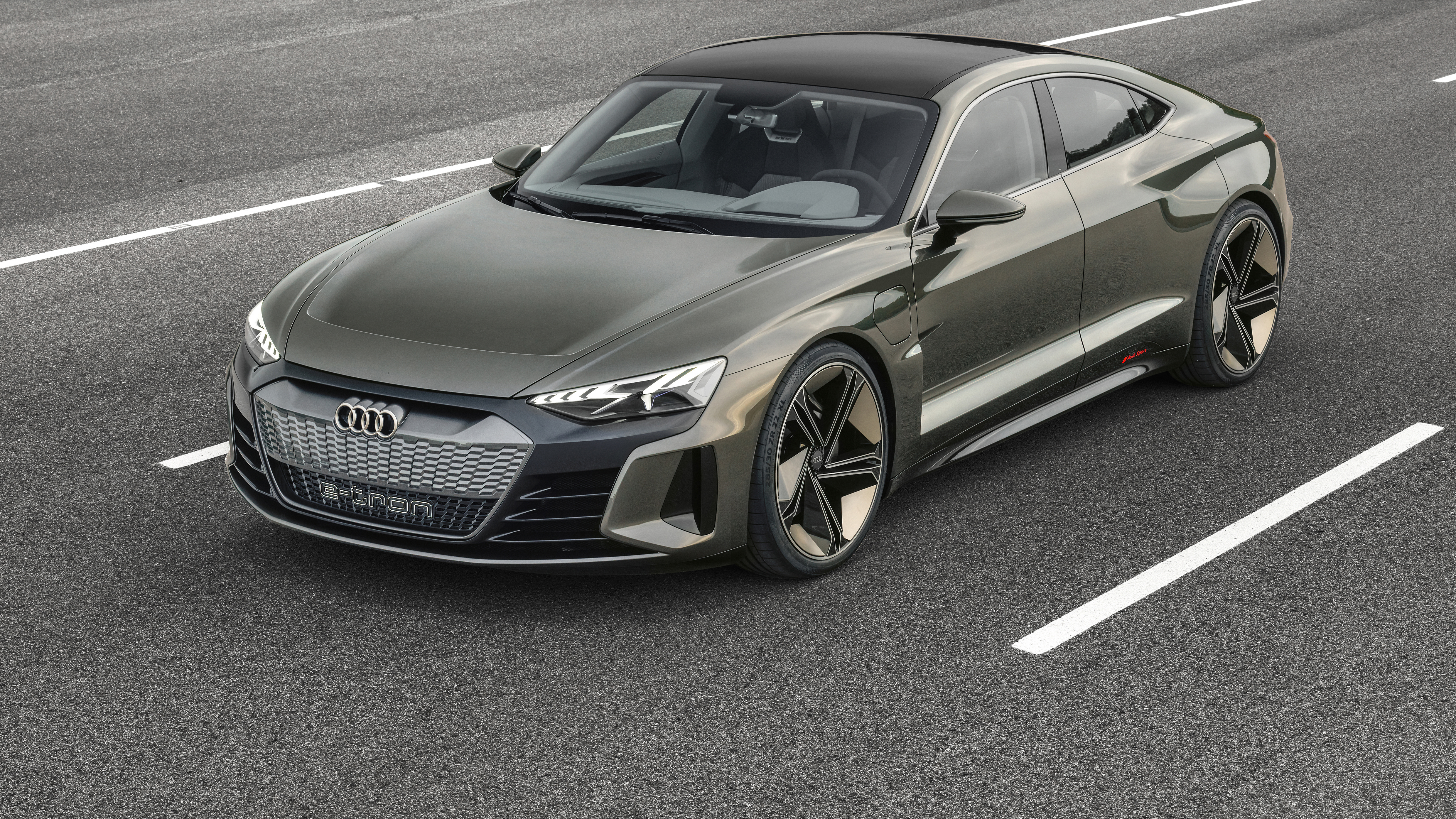 2021 Audi Rs E Tron Gt To Get Three Electric Motors And 520kw Report Caradvice