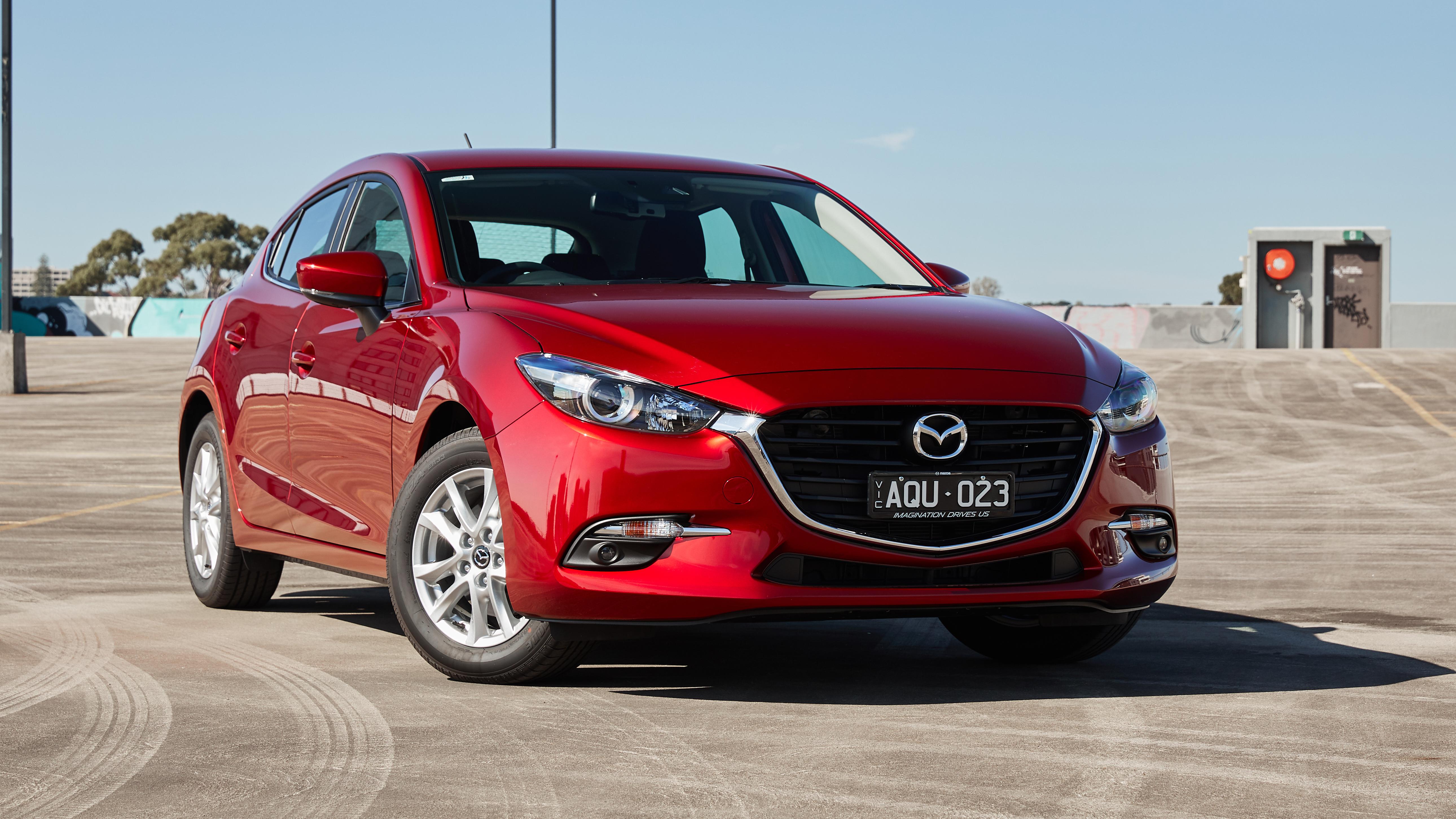 2018 Mazda 3 Maxx Sport hatch review | CarAdvice