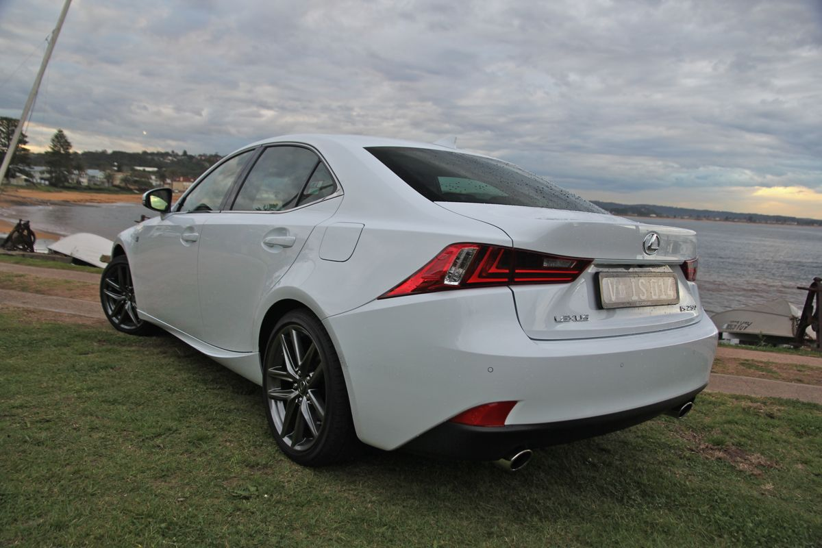 2013 Lexus IS250 Review | CarAdvice